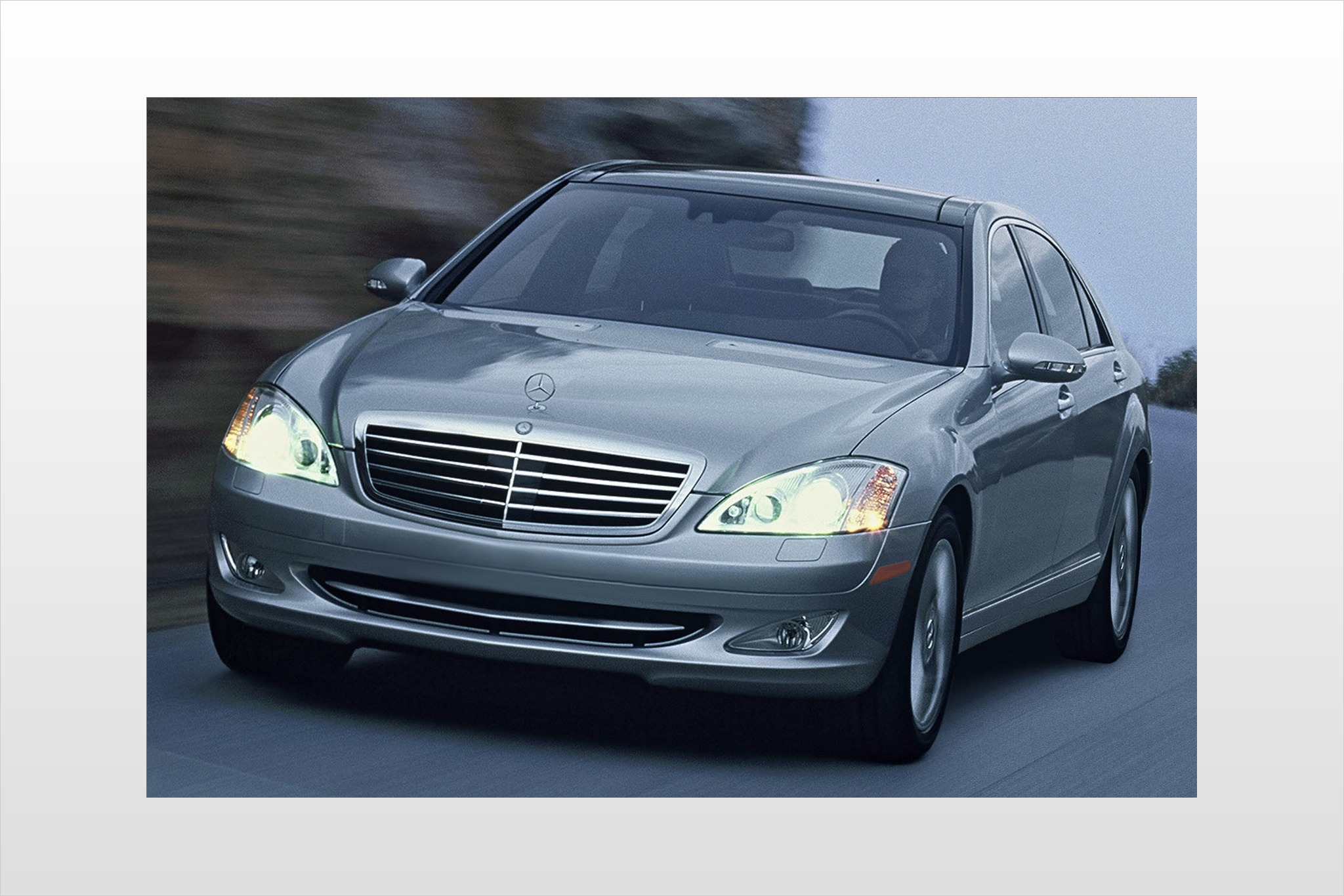 2007 mercedes benz s class image 4 for Mercedes benz oem