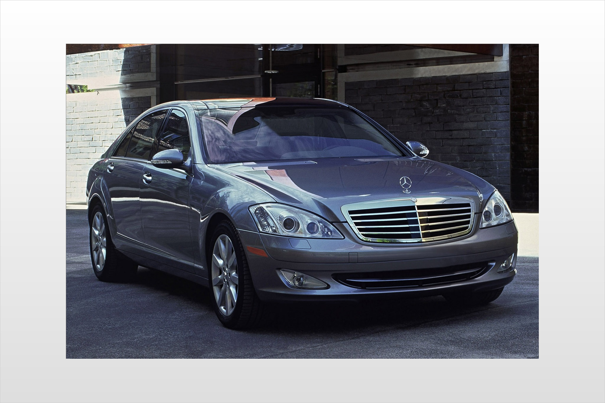 2007 mercedes benz s550 sedan prices reviews