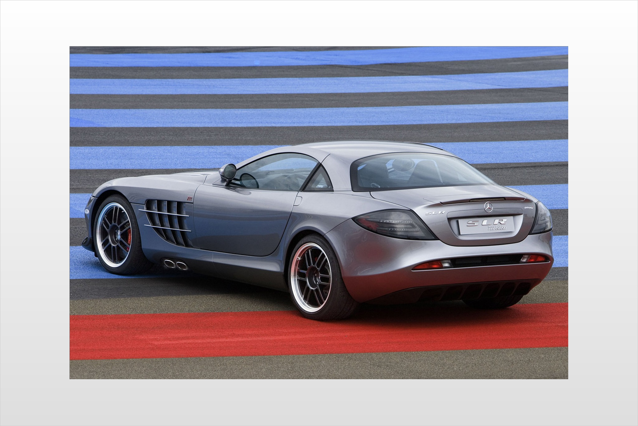 2007 Mercedes Benz Slr Mclaren Image 4