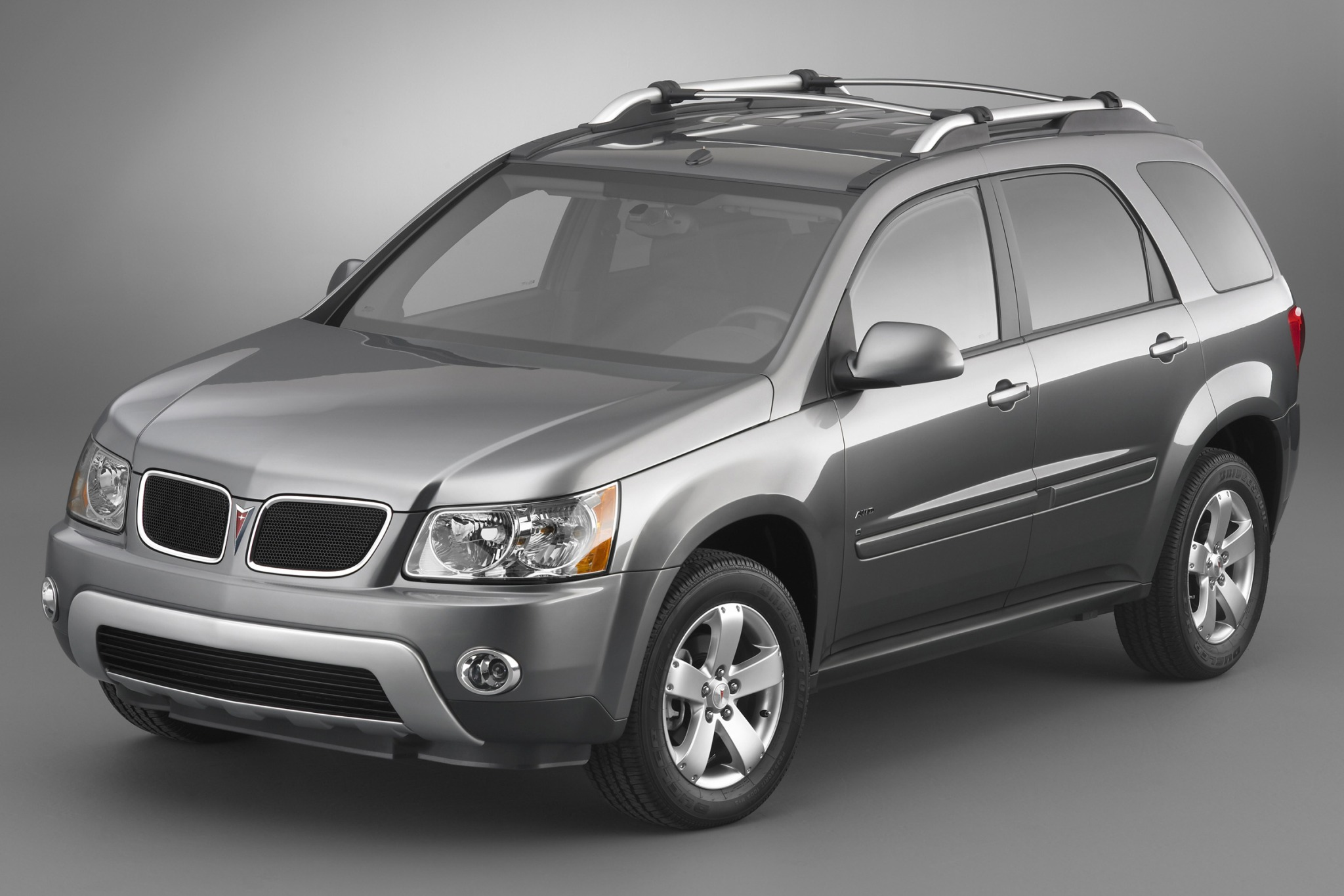 2007 Pontiac Torrent 4dr  interior #2