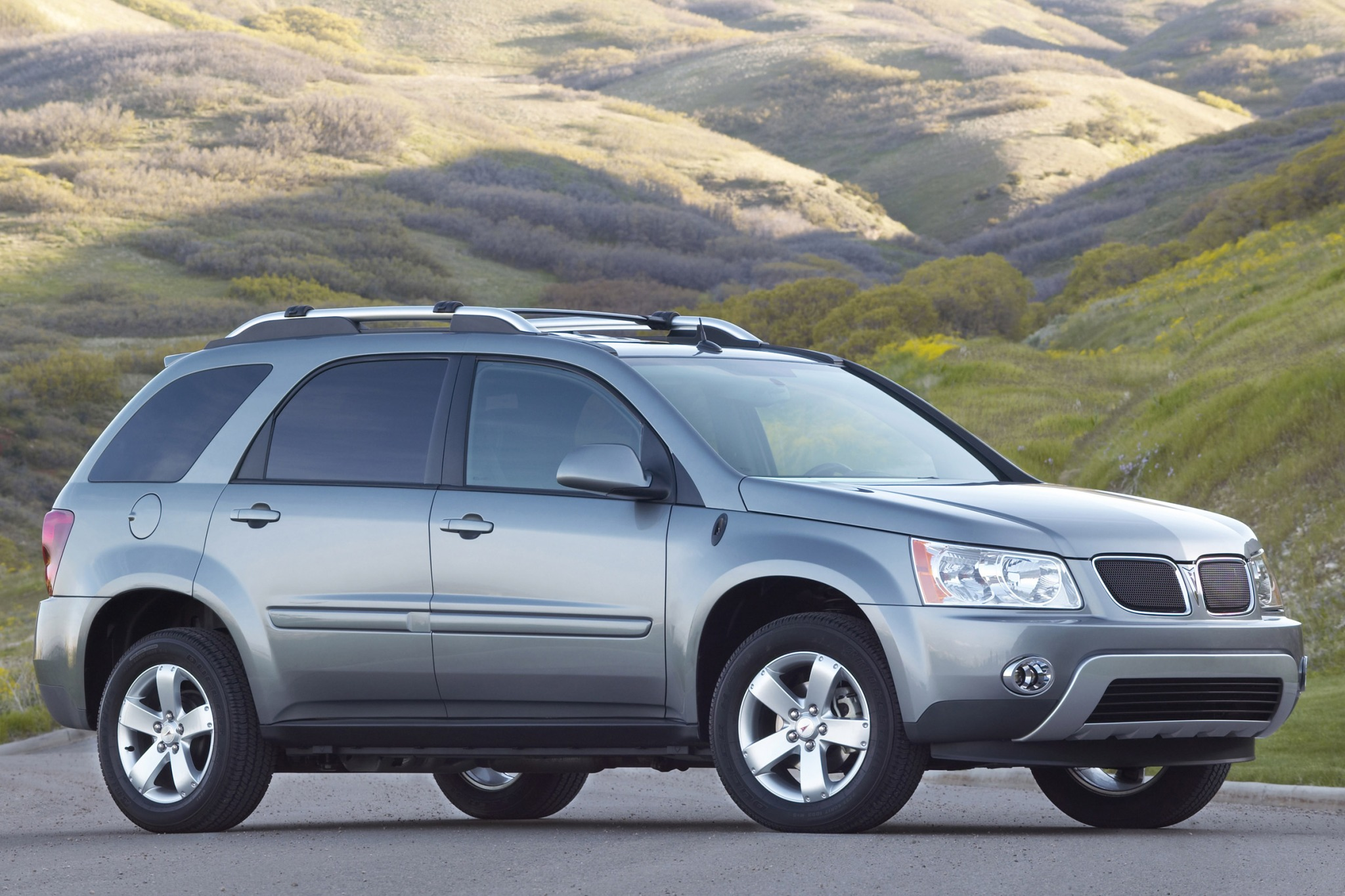 2007 Pontiac Torrent 4dr  interior #1
