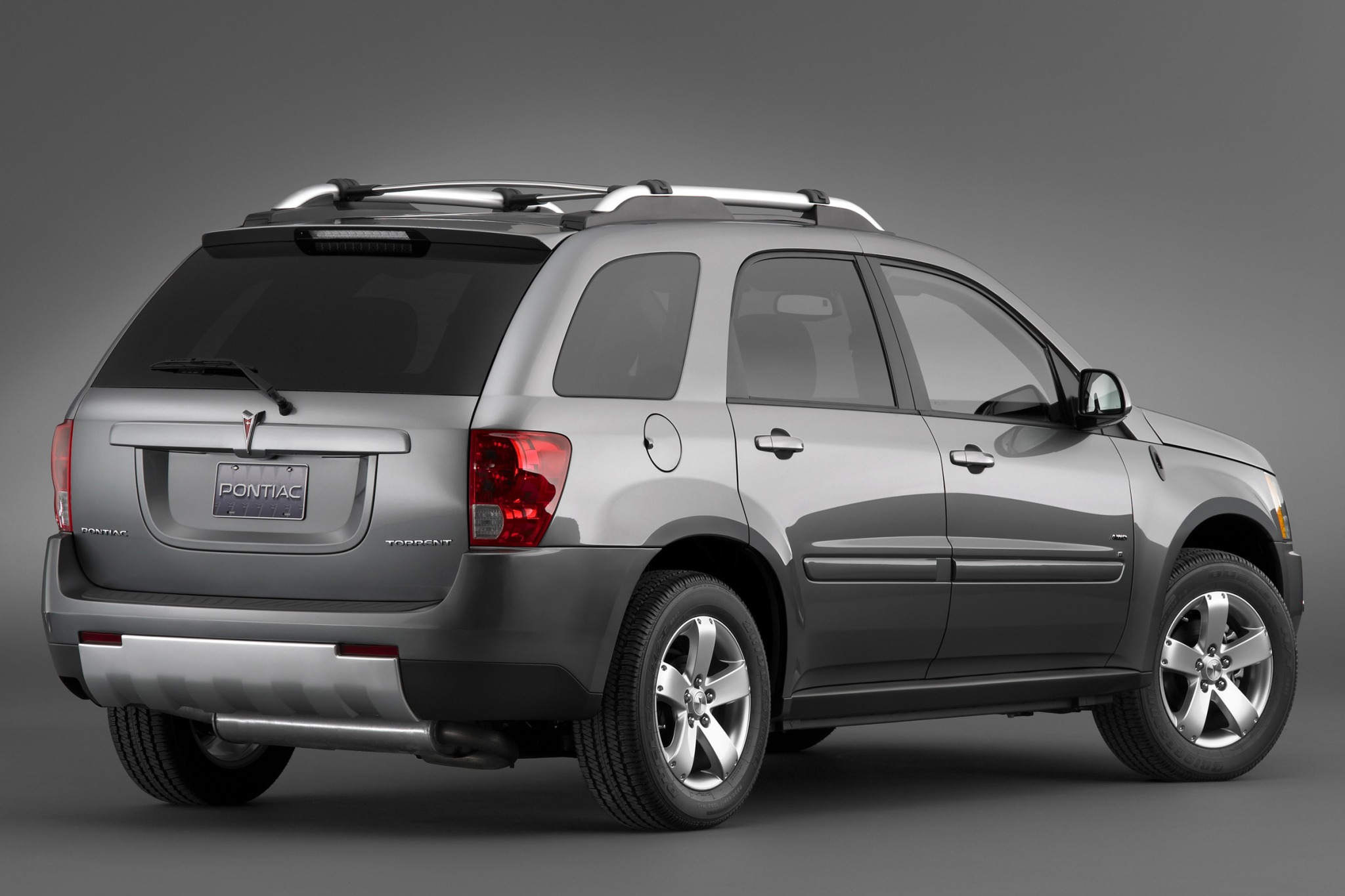 2007 Pontiac Torrent 4dr  interior #3