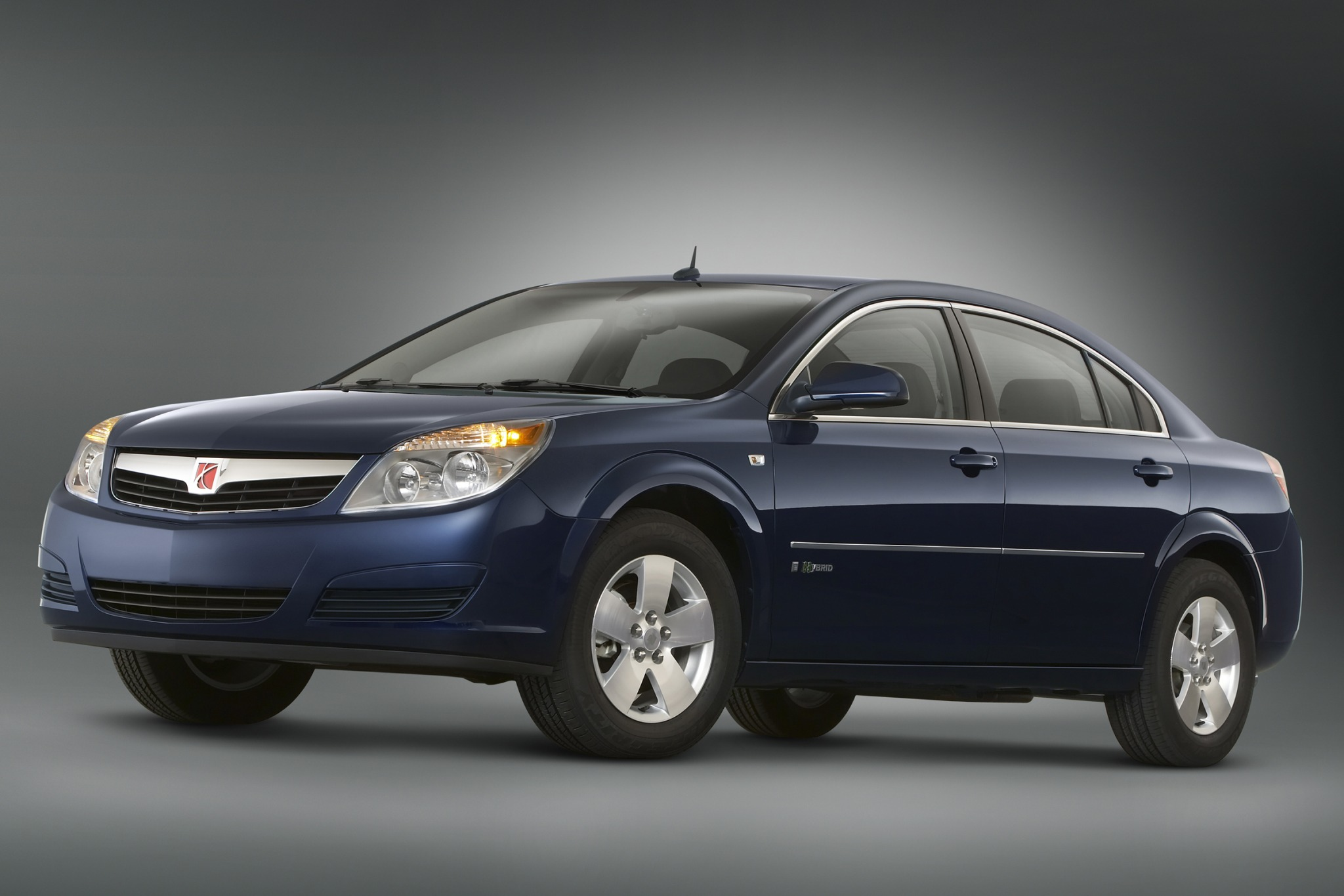 2007 Saturn Aura XR Sedan exterior #1