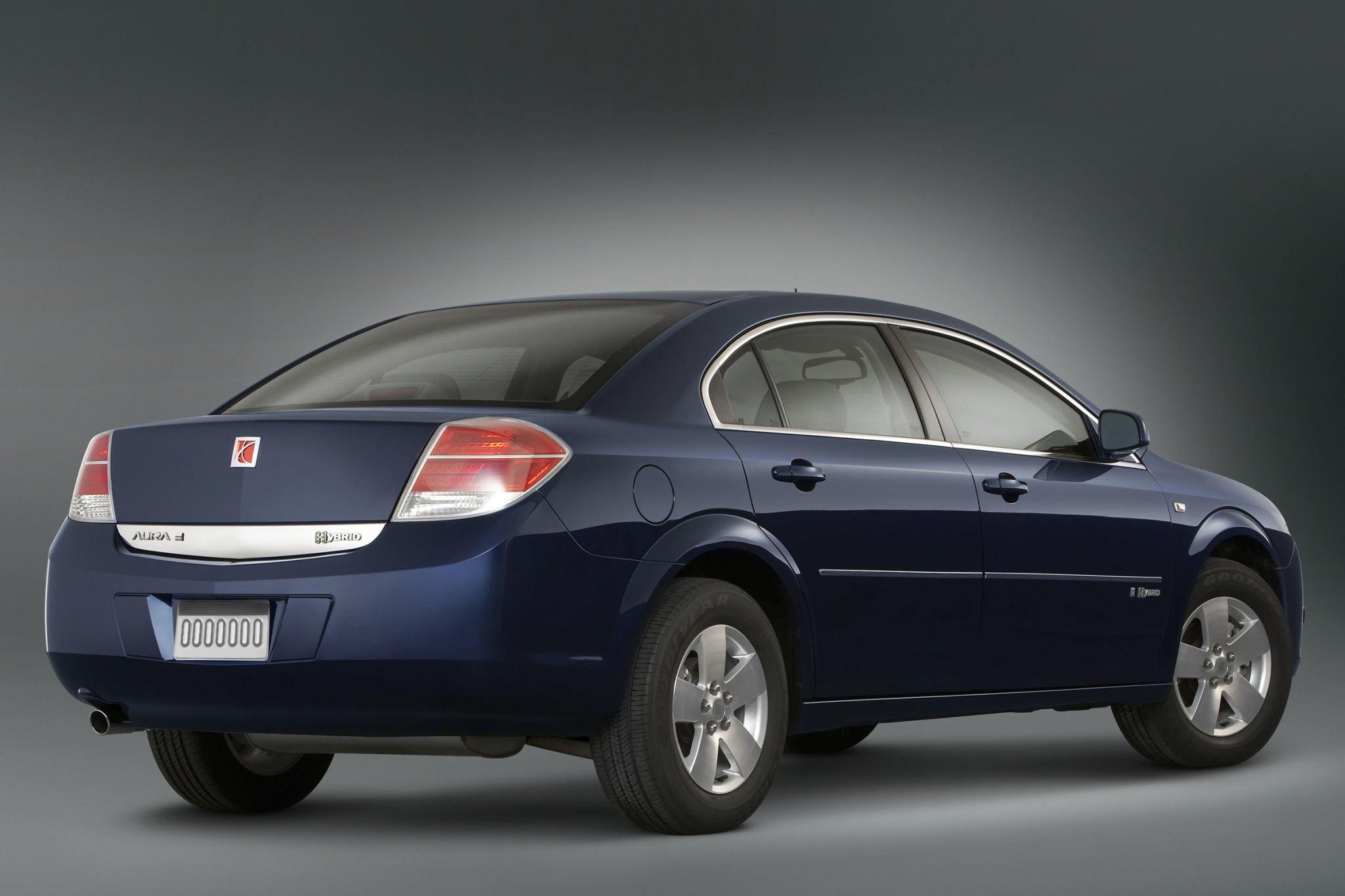 2007 Saturn Aura XR Sedan exterior #3