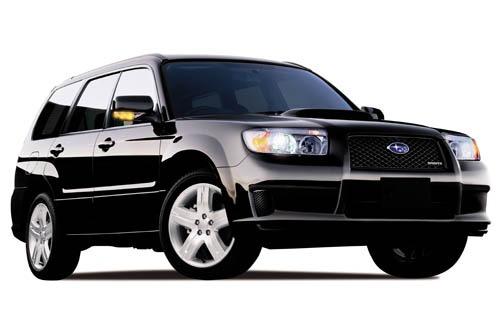 2007 Subaru Forester Image 2