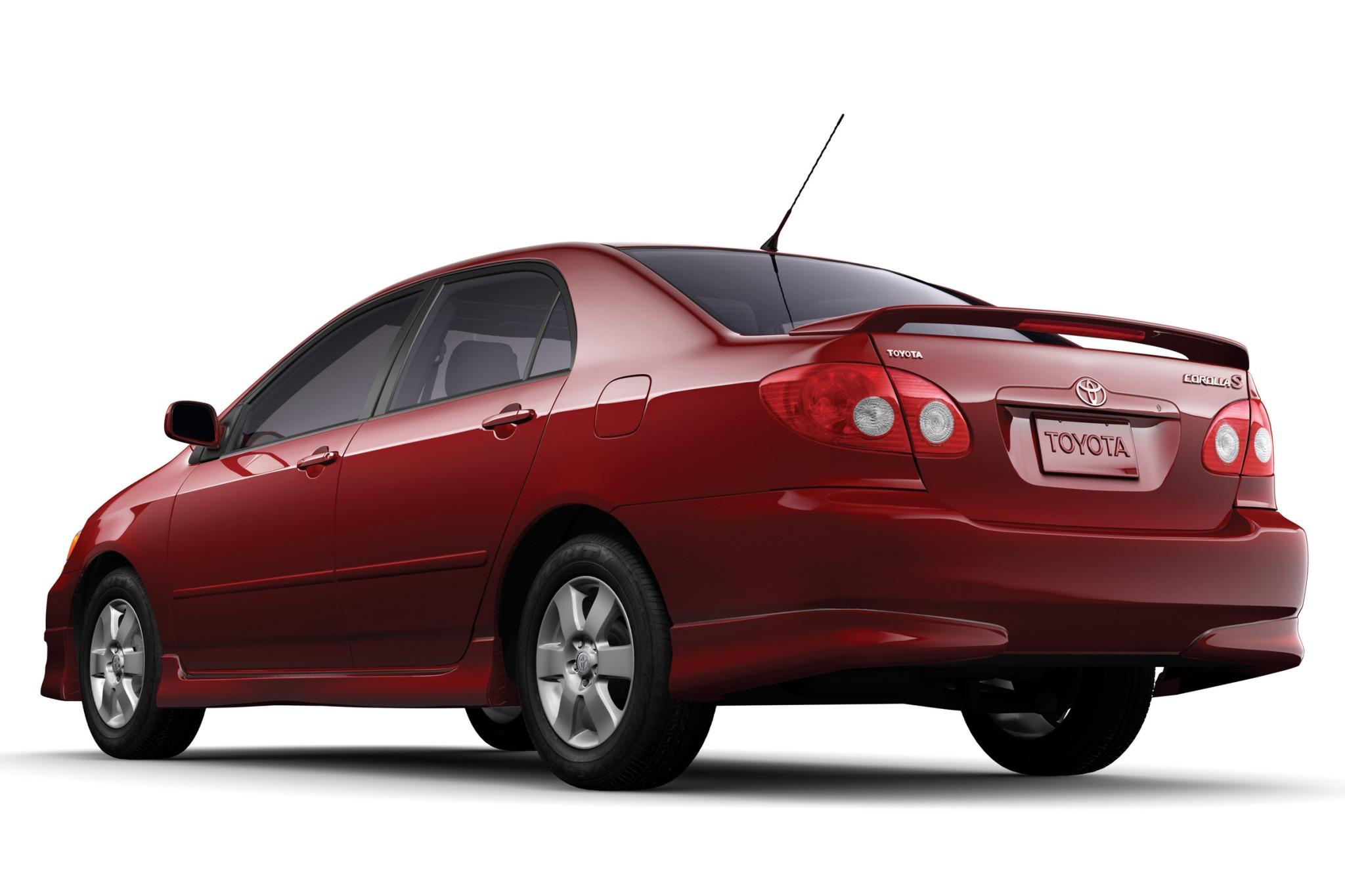 2007 Toyota Corolla Image 4