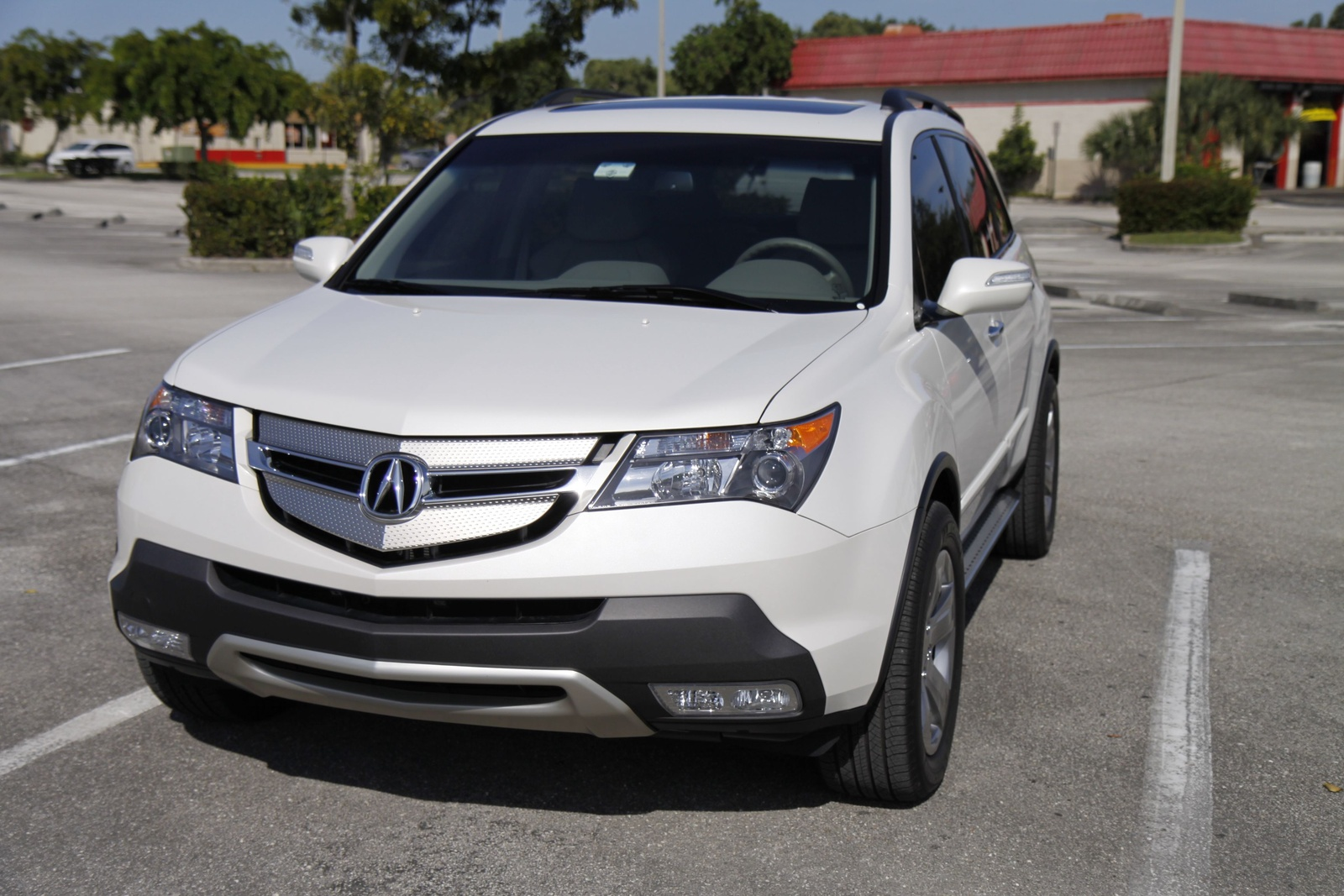 2008 Acura Mdx Image 16