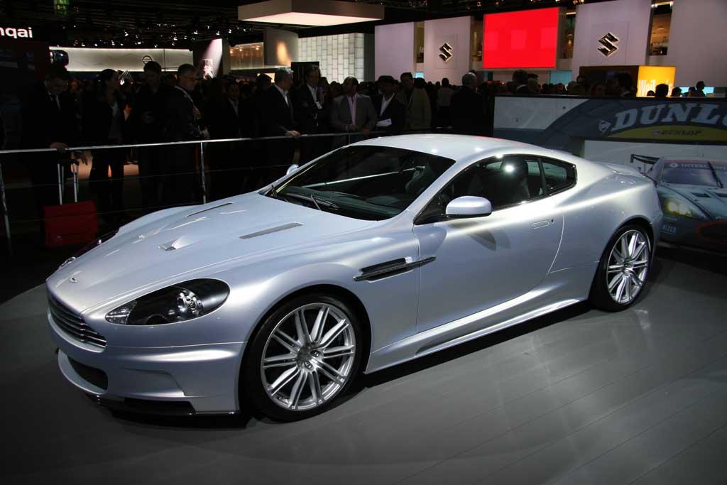 2008 Aston Martin Dbs Image 14