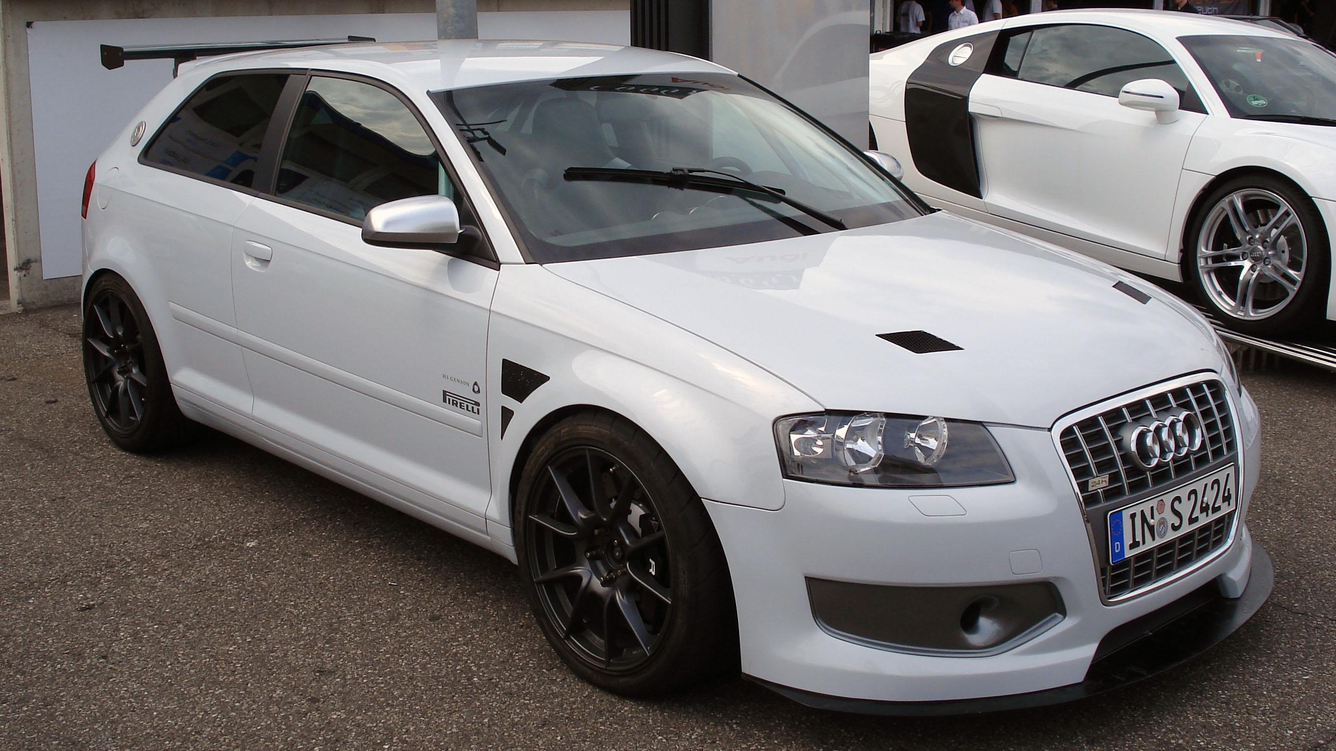 2008 Audi A3 Image 13