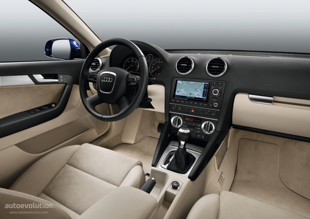 2008 Audi A3  Information and photos  ZombieDrive
