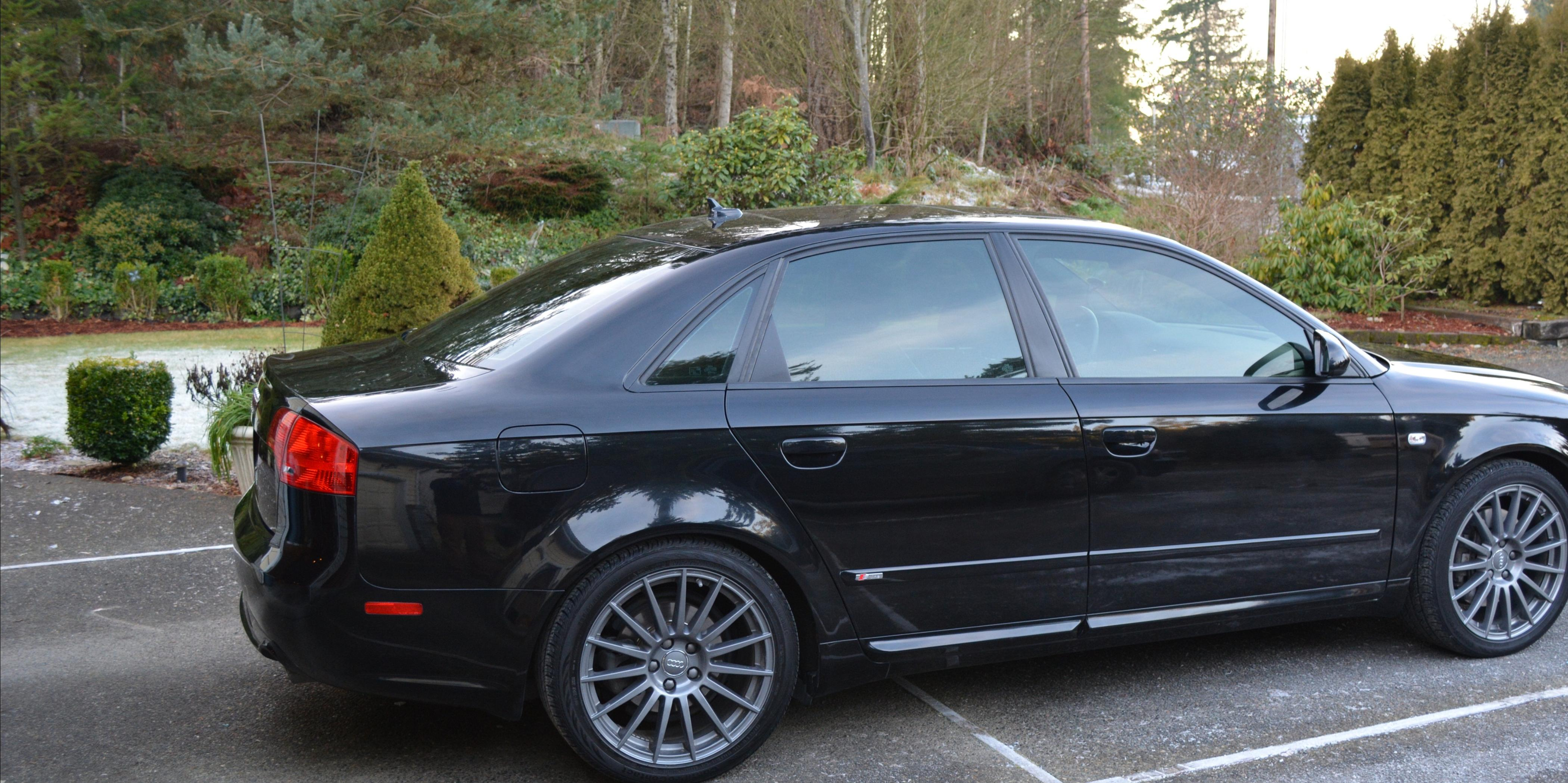 2008 Audi A4 Image 12