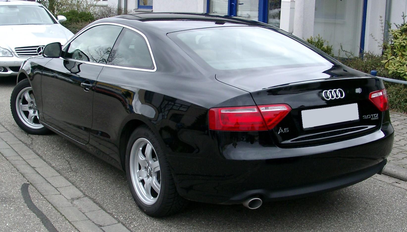 2008 Audi A5 Image 15
