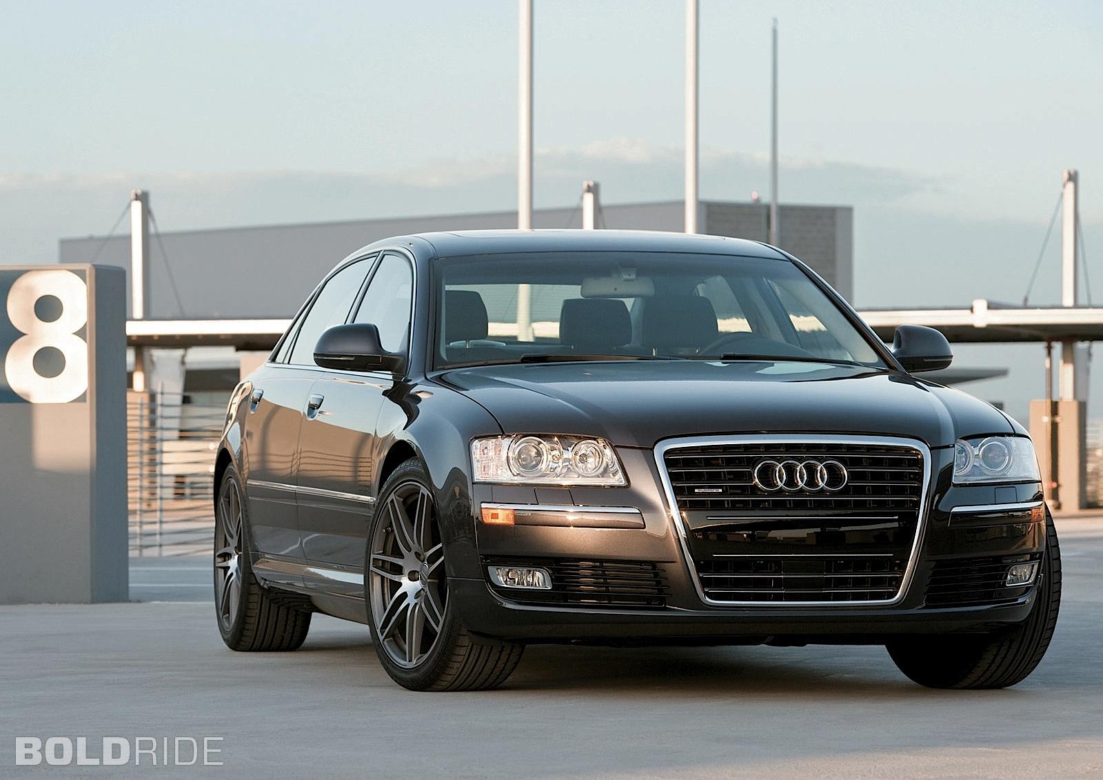 2008 Audi A8 Image 16