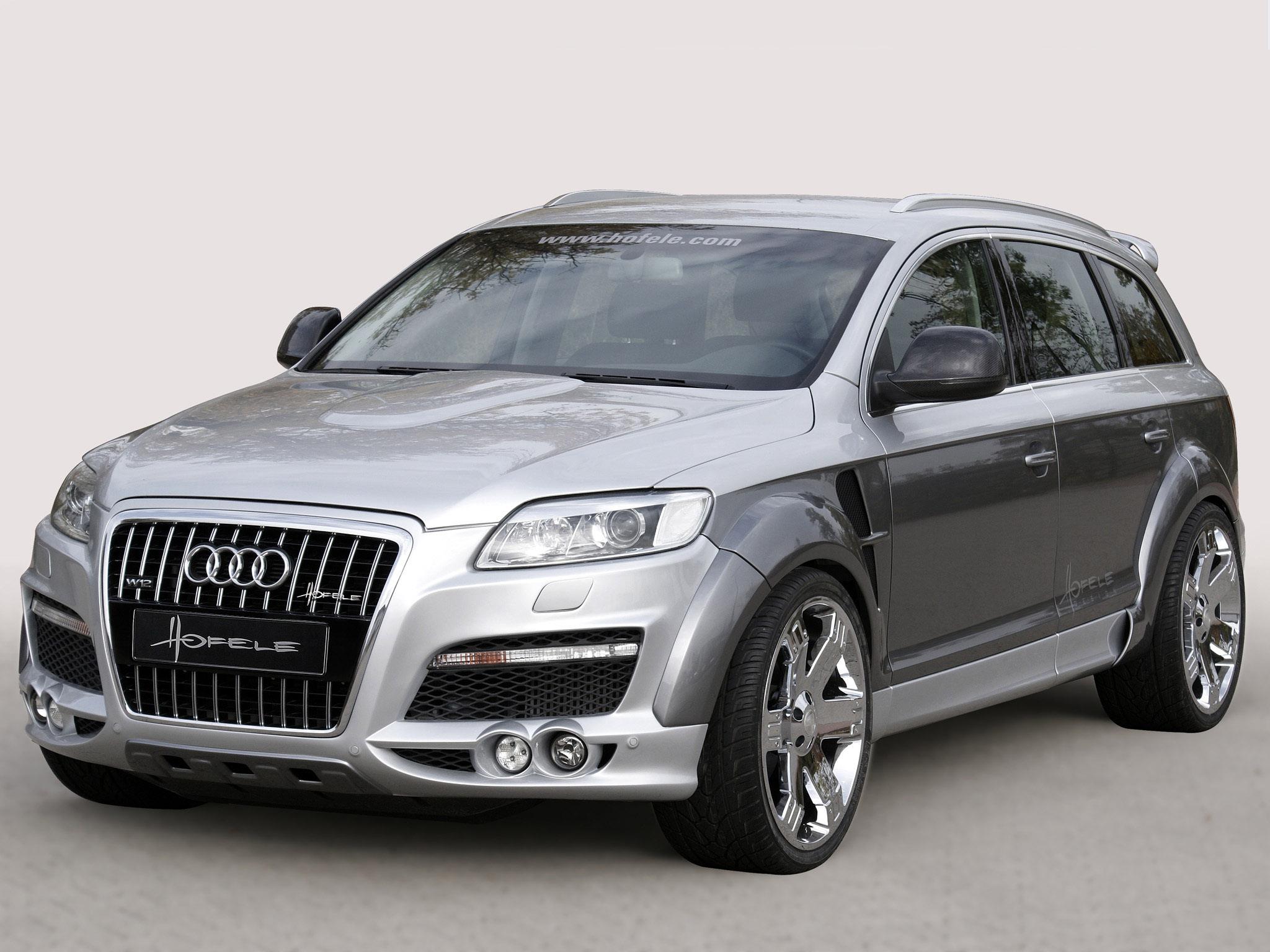 2008 Audi Q7 Image 13