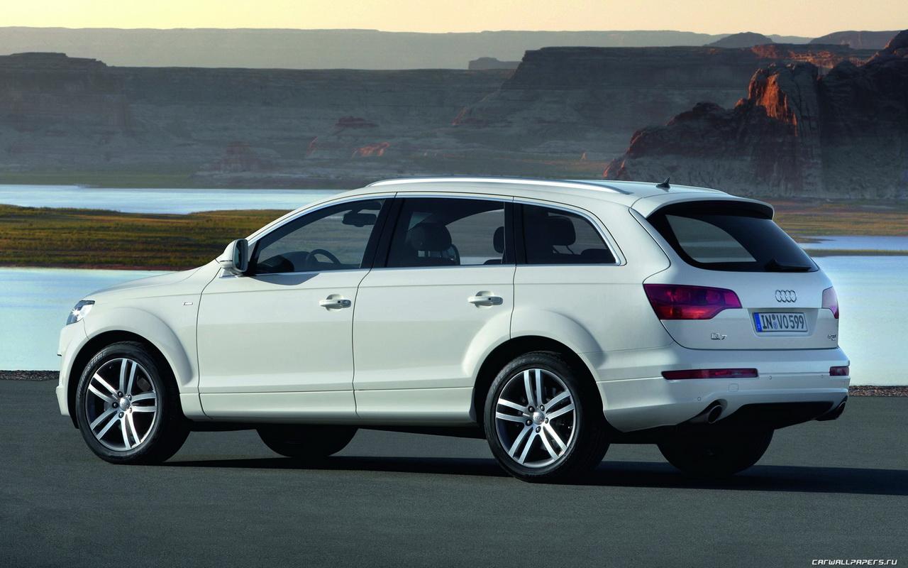 2008 Audi Q7 Image 14
