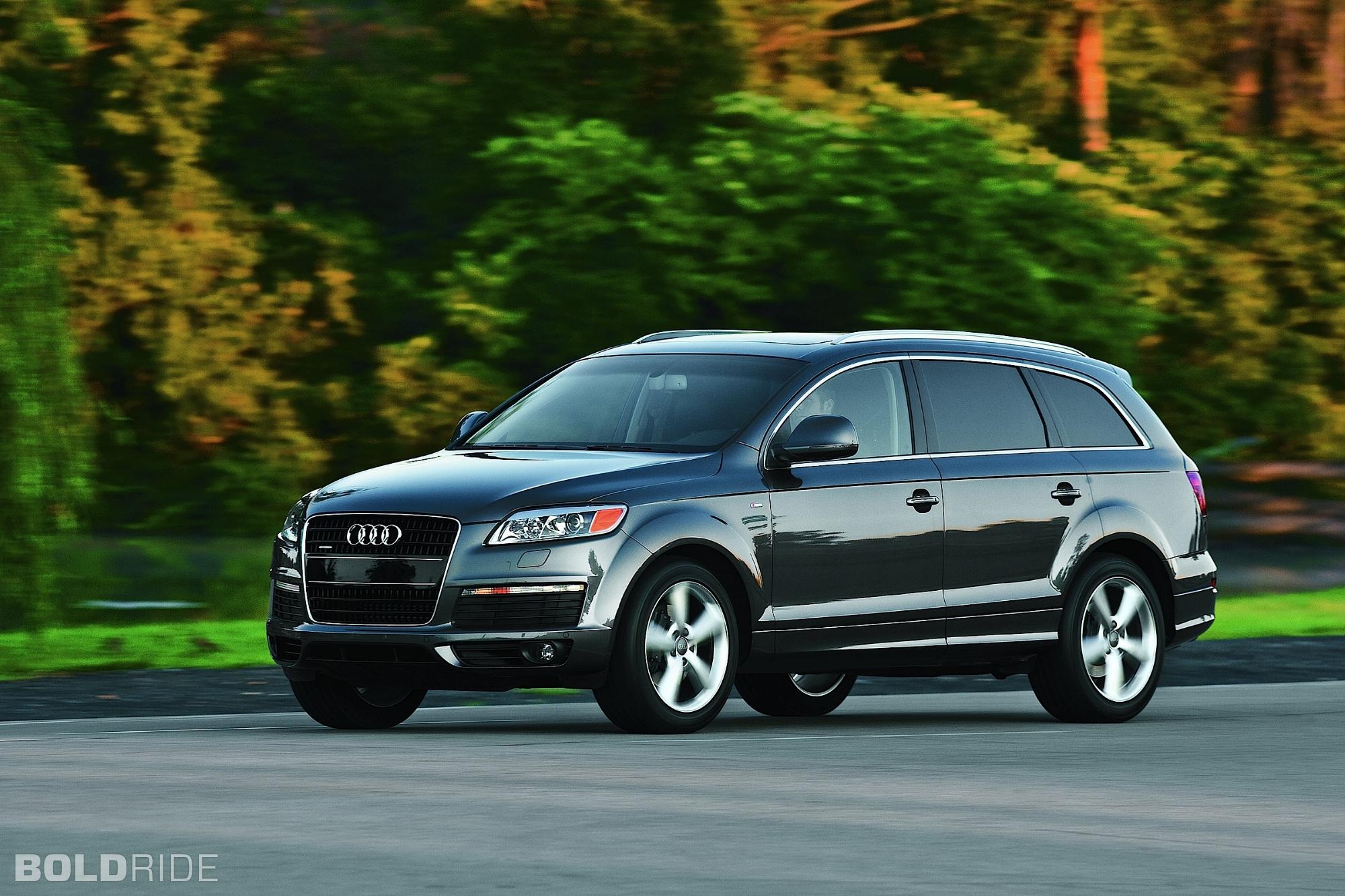 Audi Suv Q7 >> 2008 AUDI Q7 - Image #18