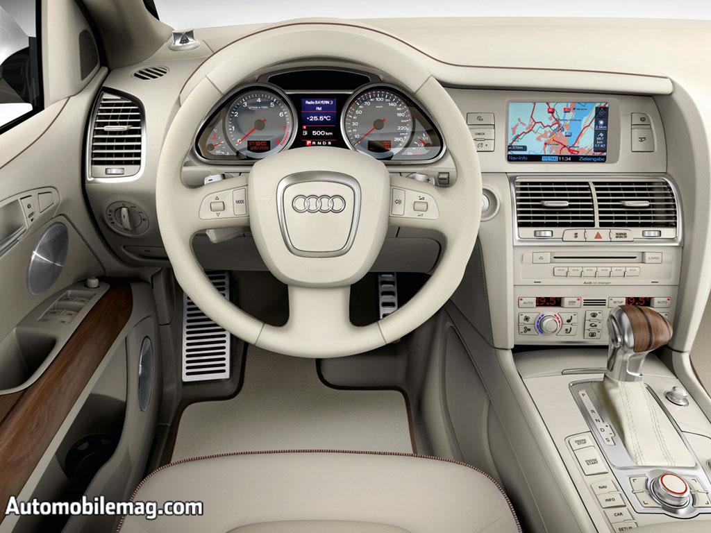 2008 Audi Q7 Image 16