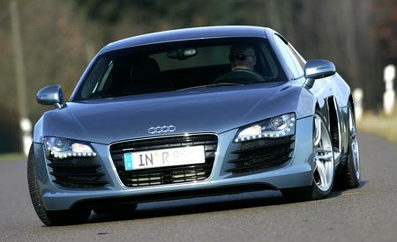 2008 Audi R8 Image 16