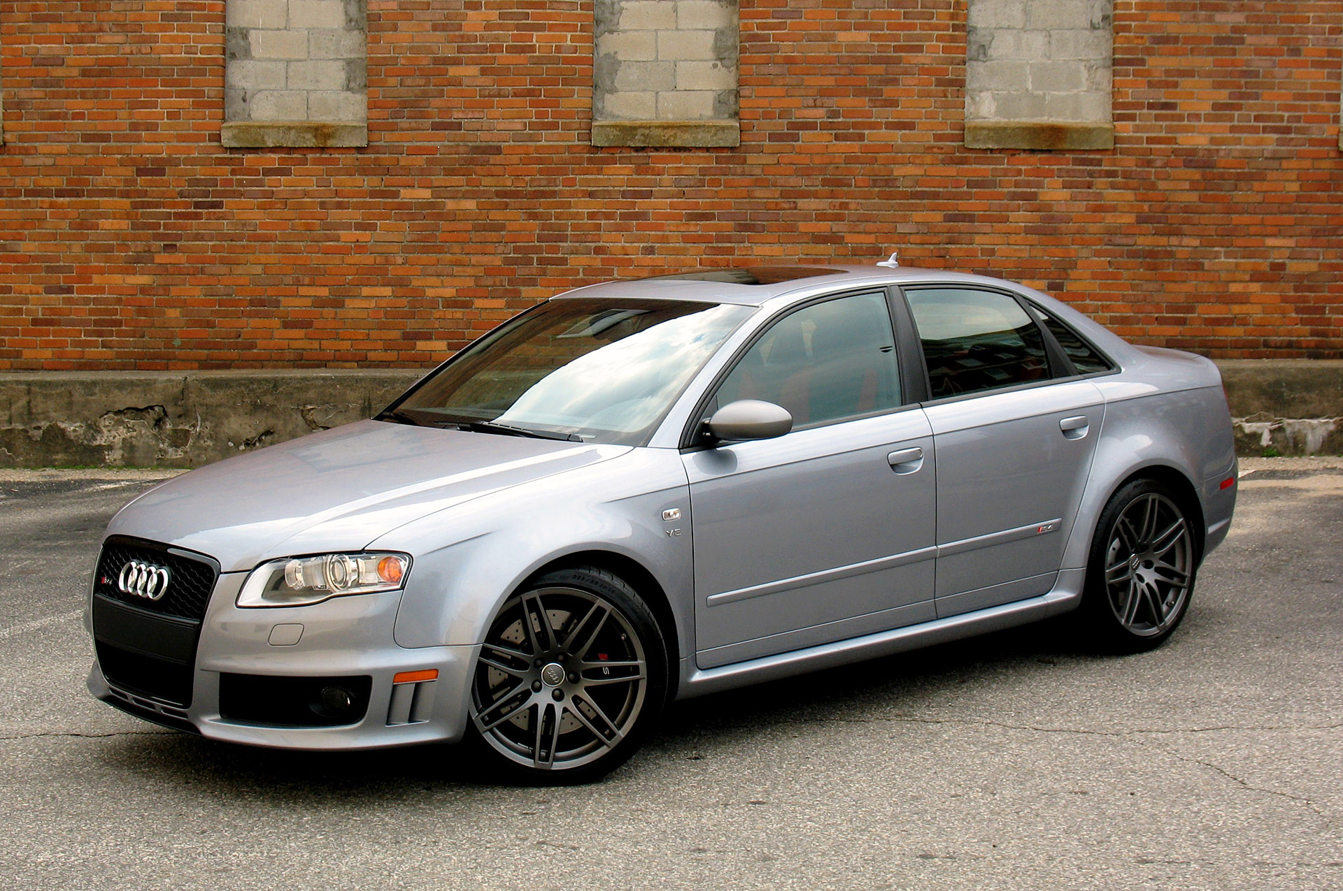 2008 Audi Rs 4 Image 11