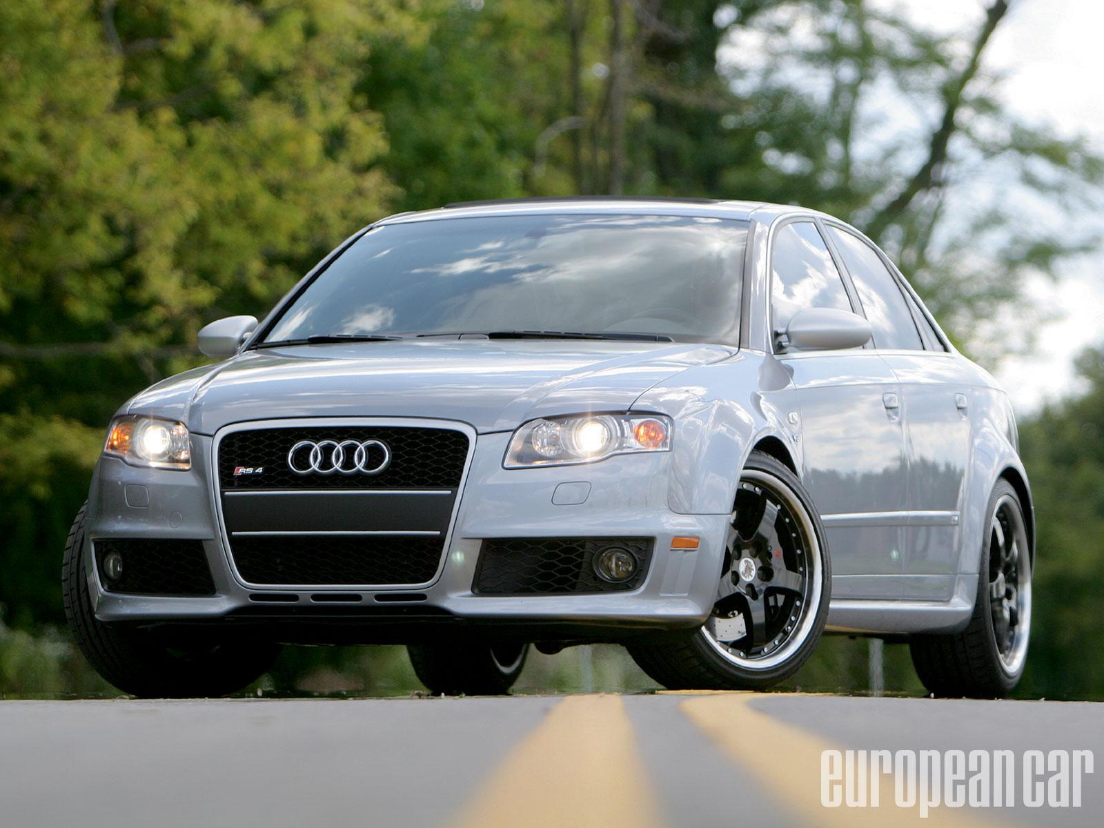 2008 Audi Rs 4 Image 12