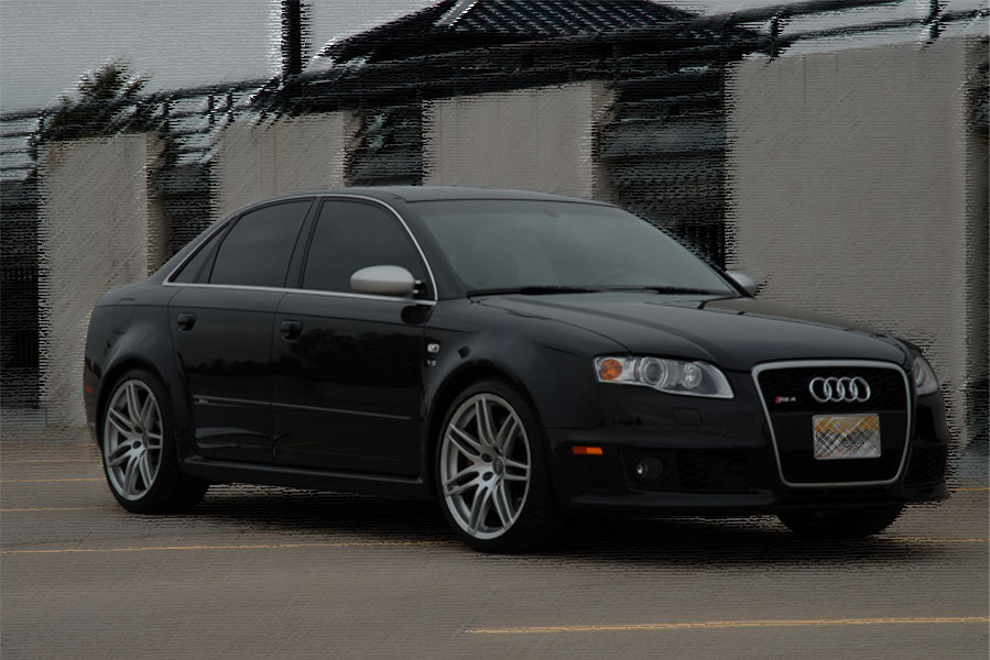 2008 Audi Rs 4 Image 21