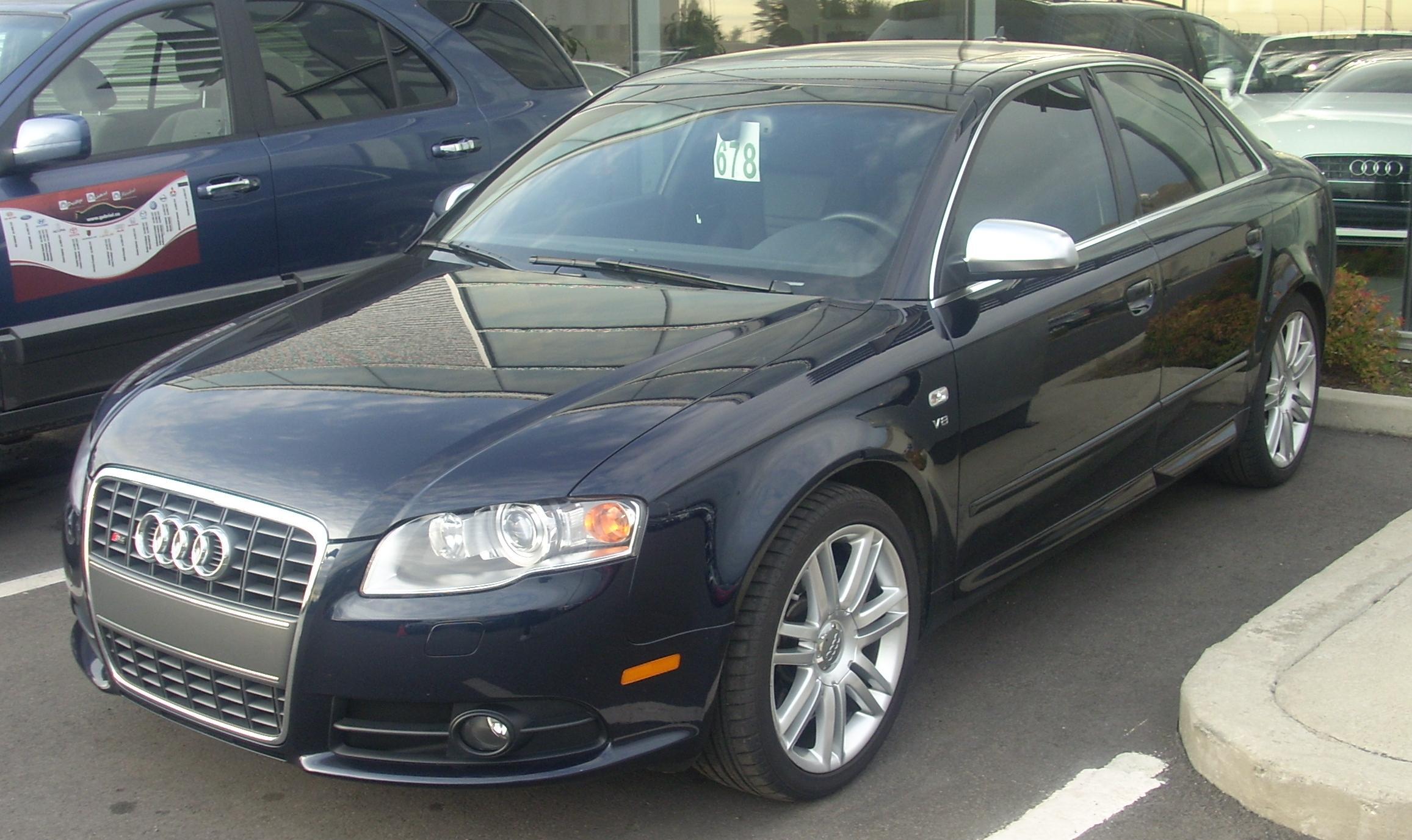 2008 Audi S4 Image 10