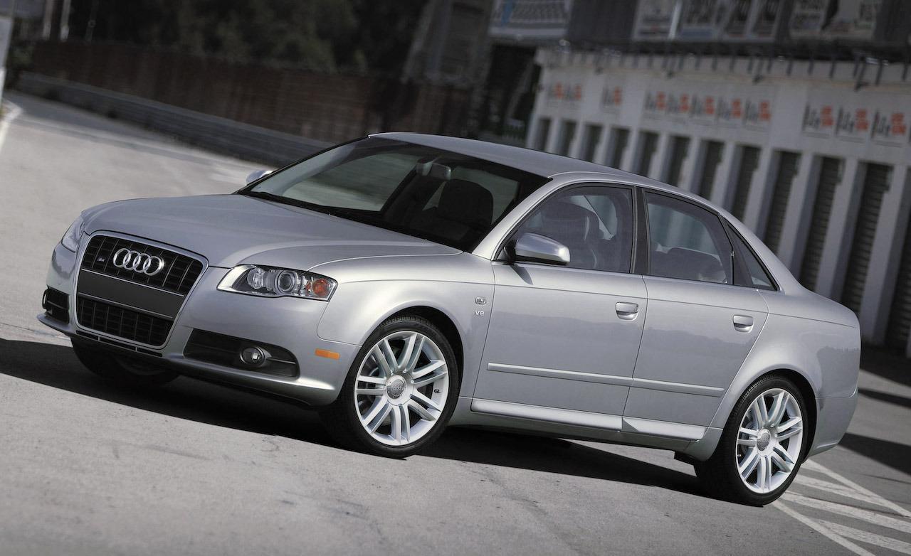 2008 Audi S4 Image 19