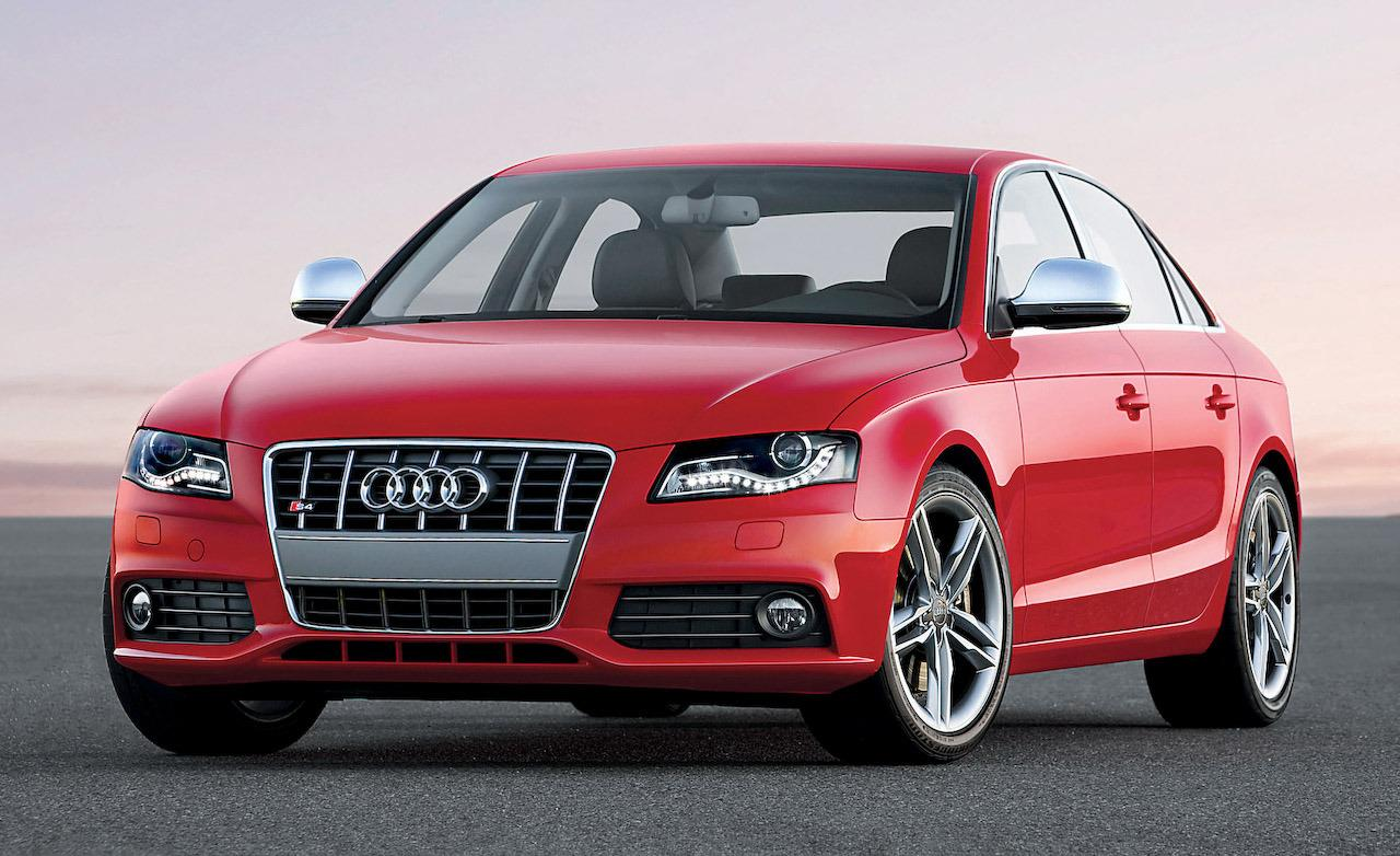 2008 Audi S4 Image 11