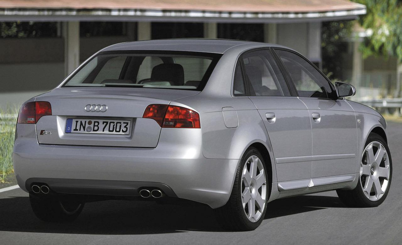 2008 Audi S4 Image 16