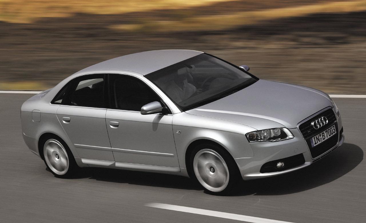 2008 Audi S4 Image 20