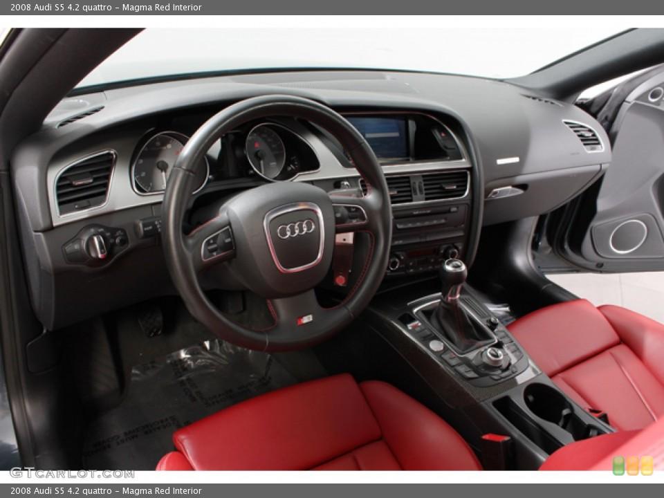 2008 Audi S5 Image 10