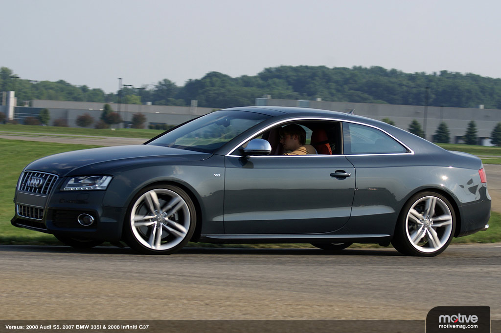 2008 Audi S5 Image 17