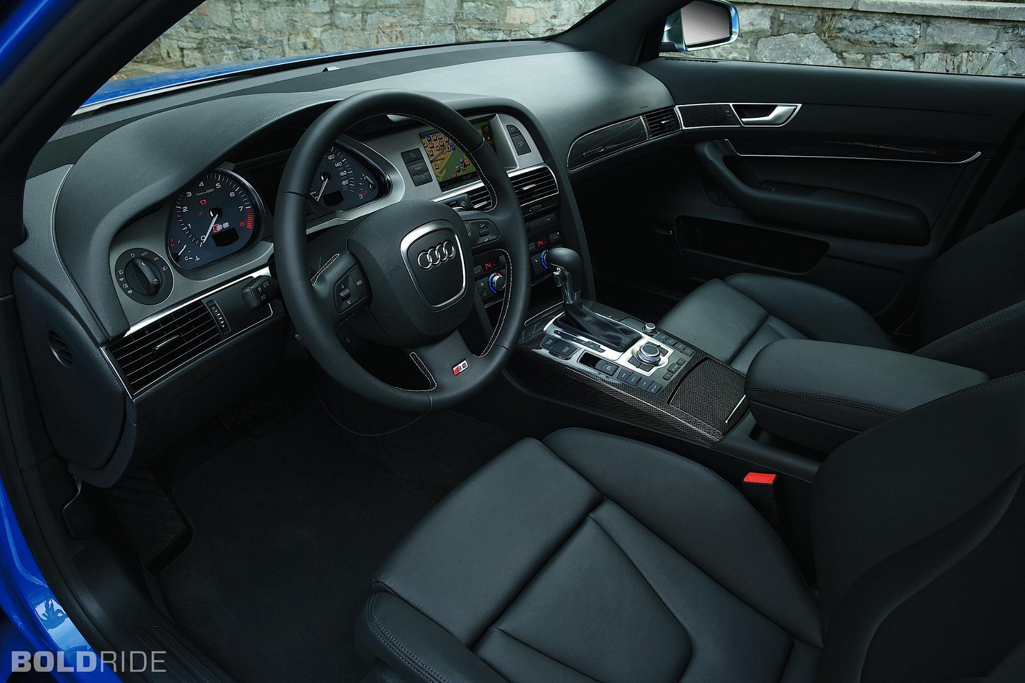 2008 Audi S6 Image 13