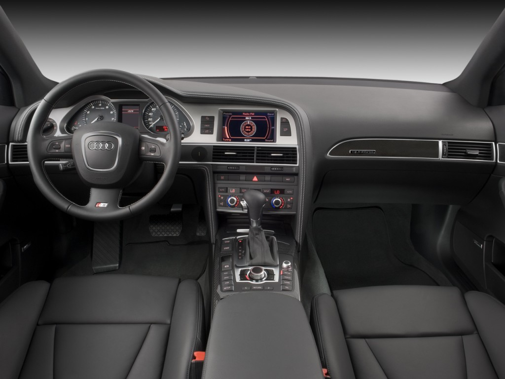 2008 Audi S6 Image 16