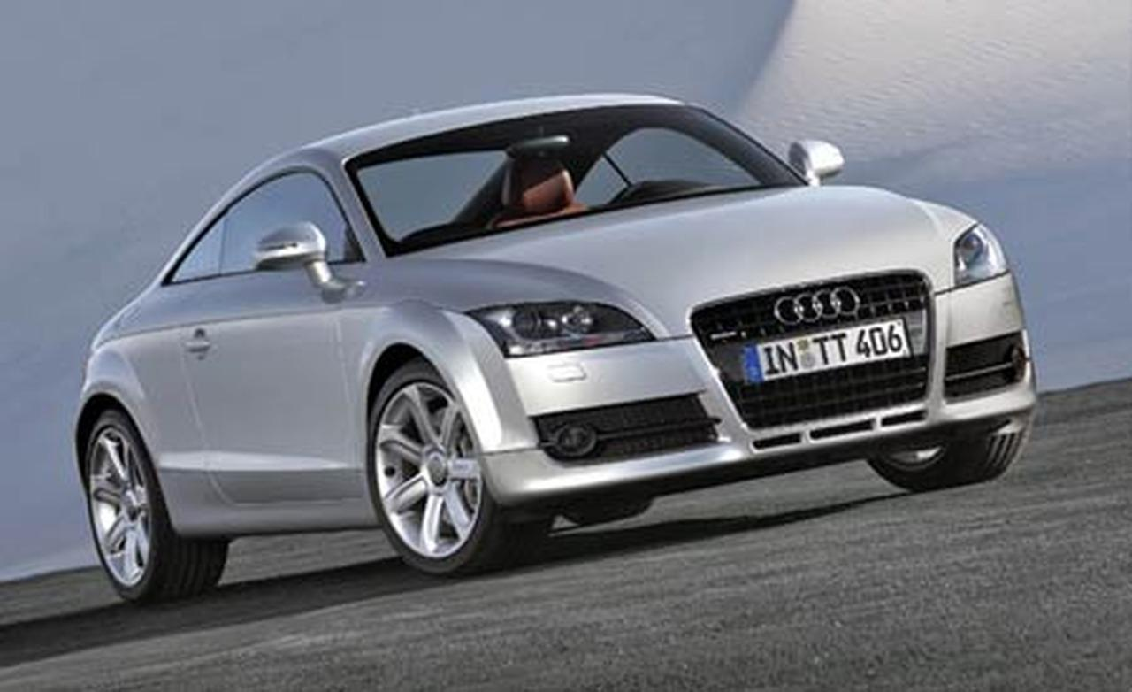 2008 Audi Tt Image 10