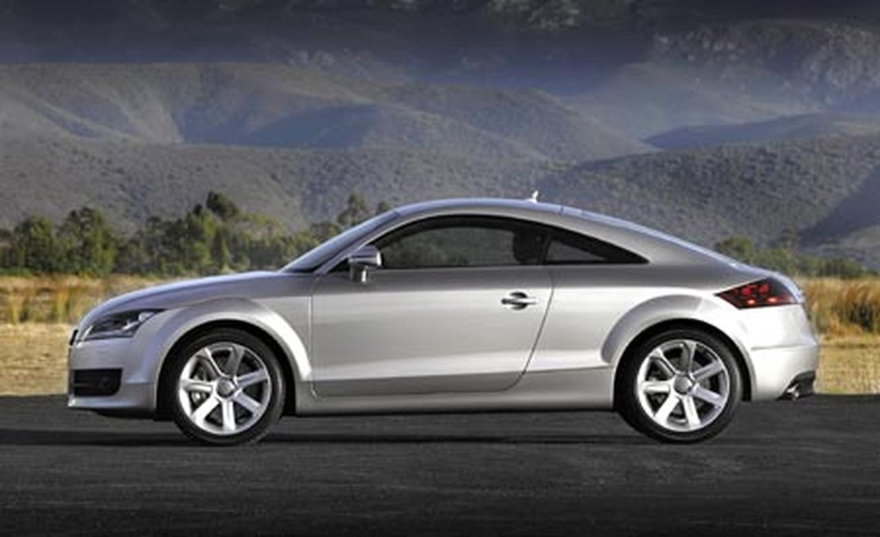 2008 audi tt image 8. Black Bedroom Furniture Sets. Home Design Ideas