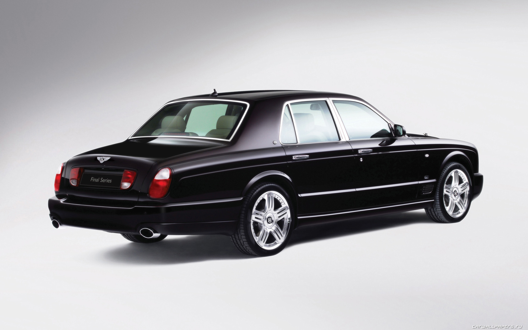 Bentley Arnage #7