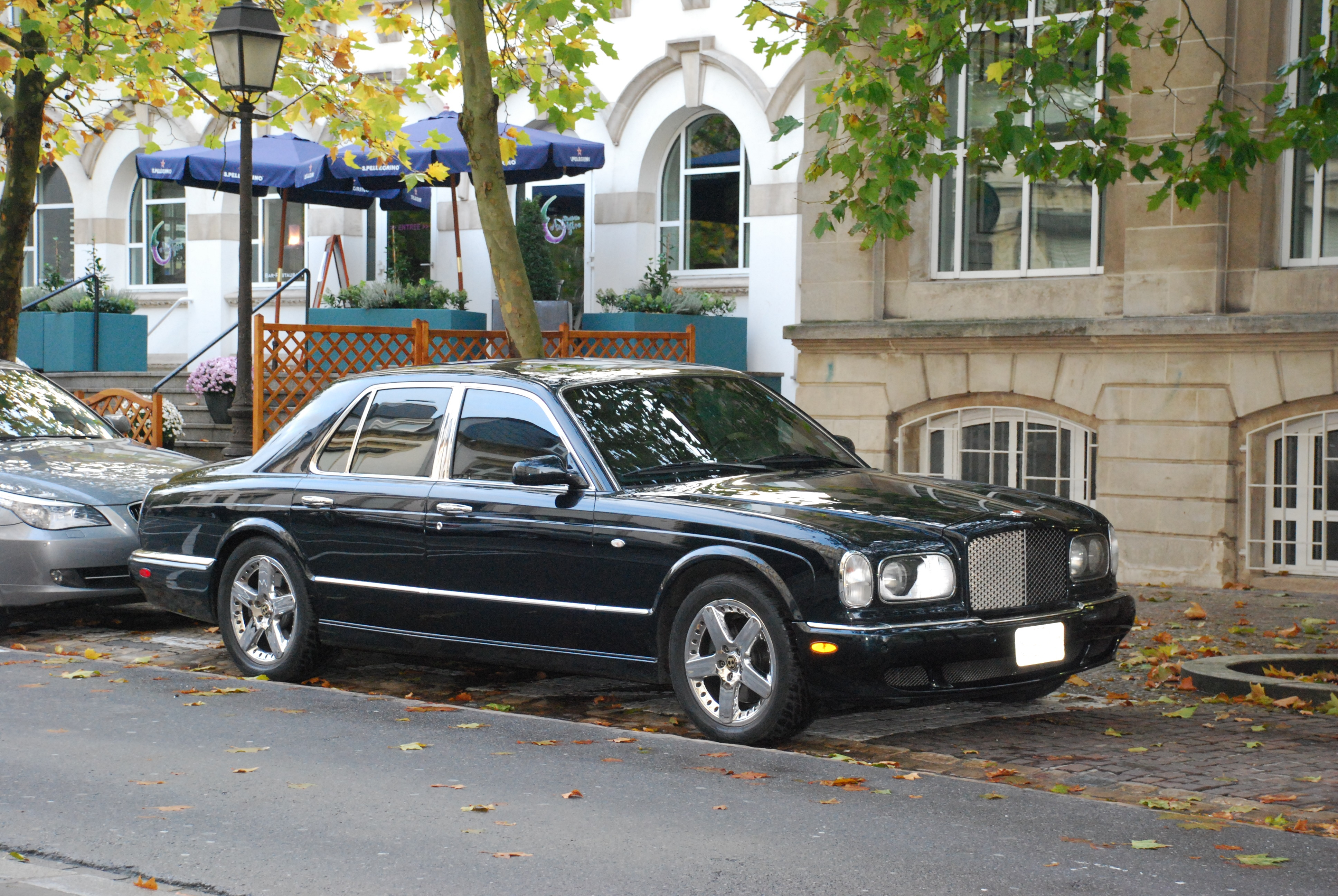 Bentley Arnage #10