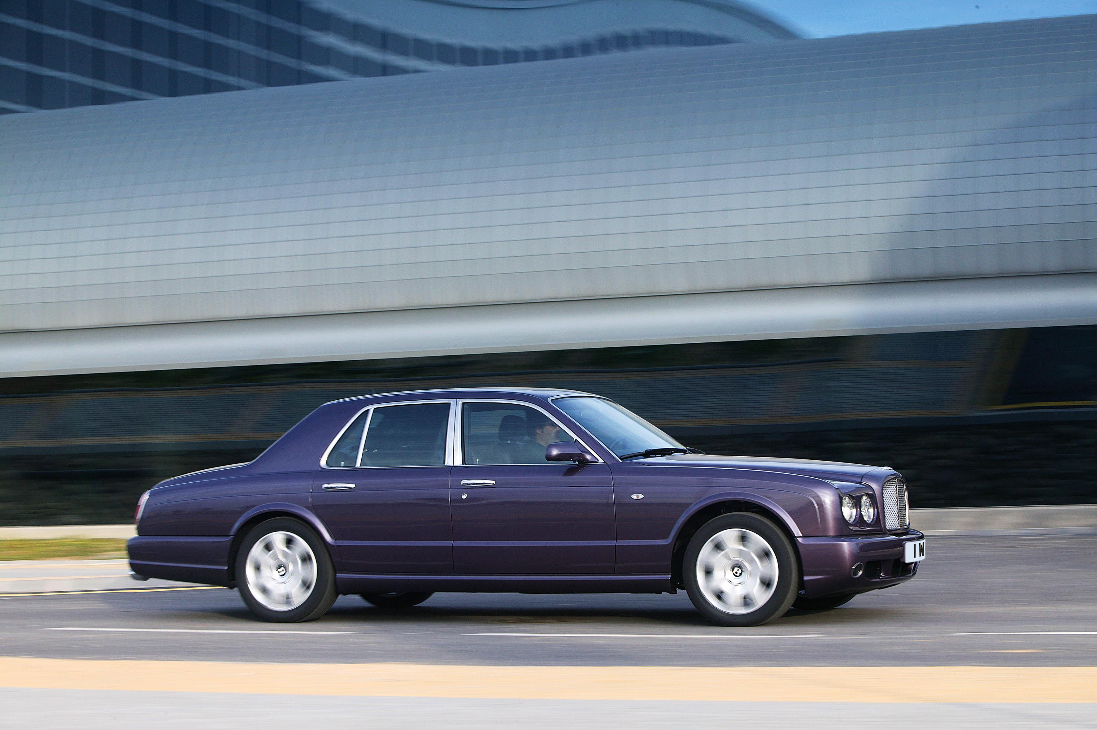 2008 Bentley Arnage Image 3