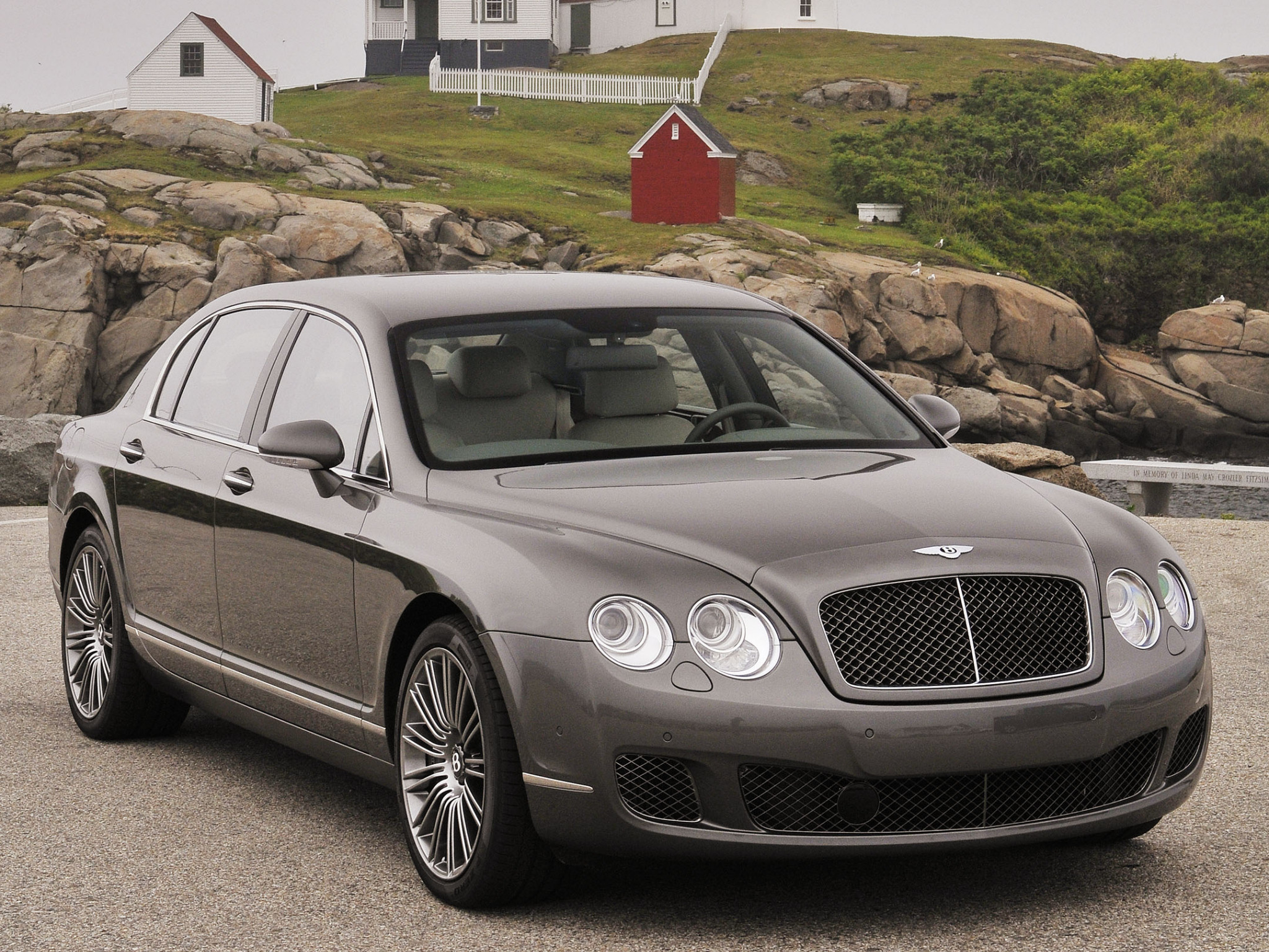 Bentley Continental Flying Spur #17