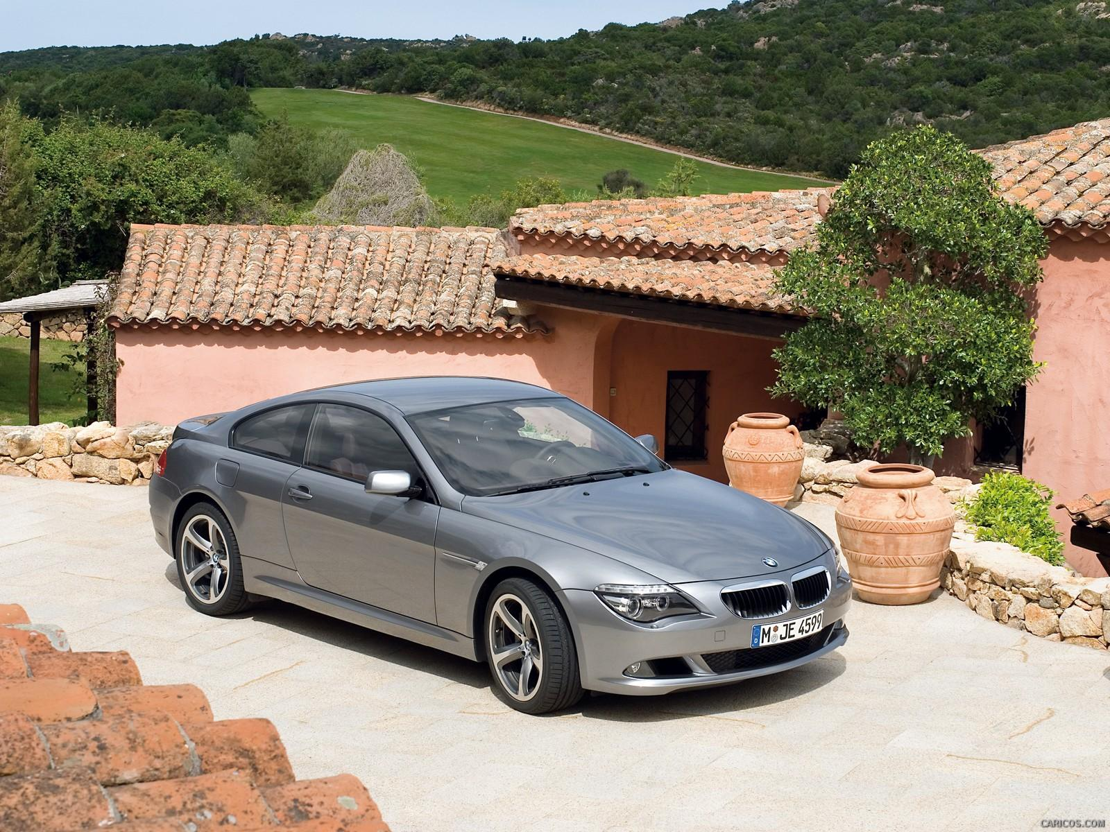 2008 Bmw 6 Series Information And Photos Zombiedrive