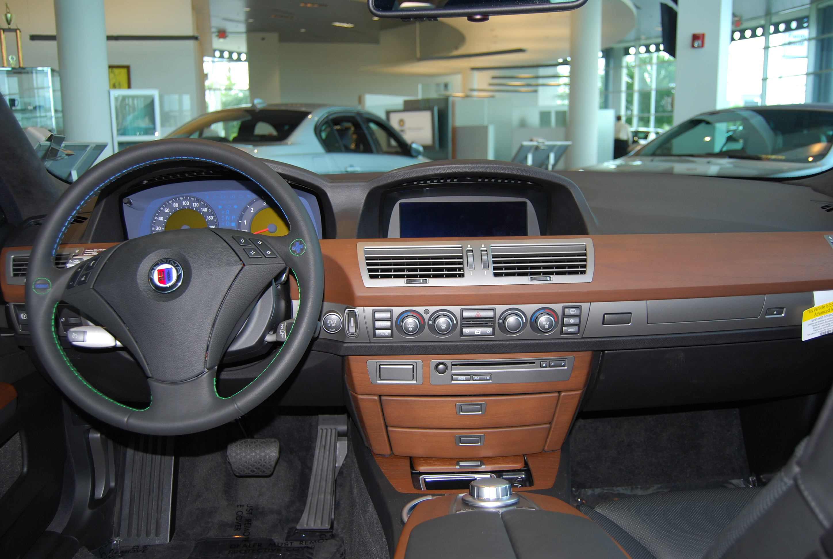 2008 BMW ALPINA B7  Information and photos  ZombieDrive