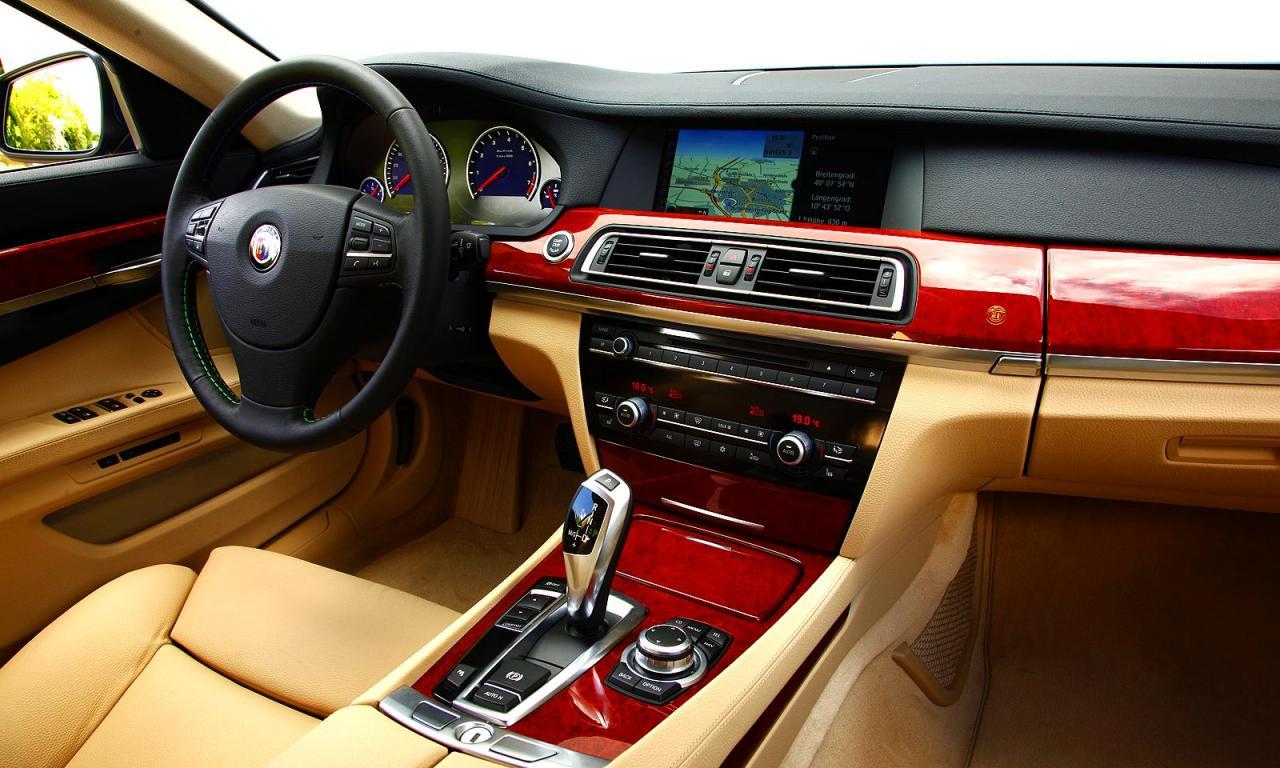 2008 BMW ALPINA B7 - Image #14