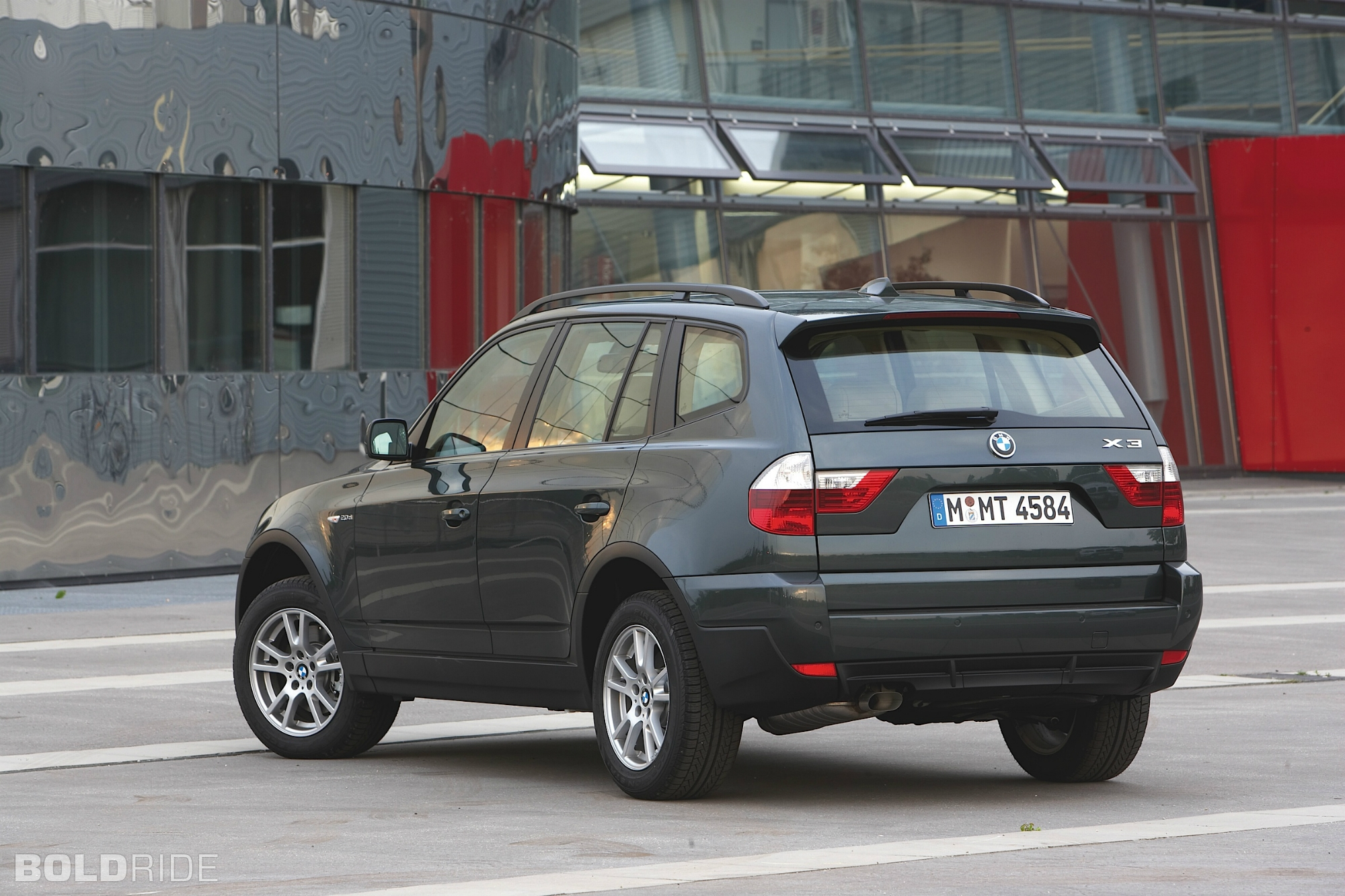 2008 bmw x3 information and photos zombiedrive. Black Bedroom Furniture Sets. Home Design Ideas