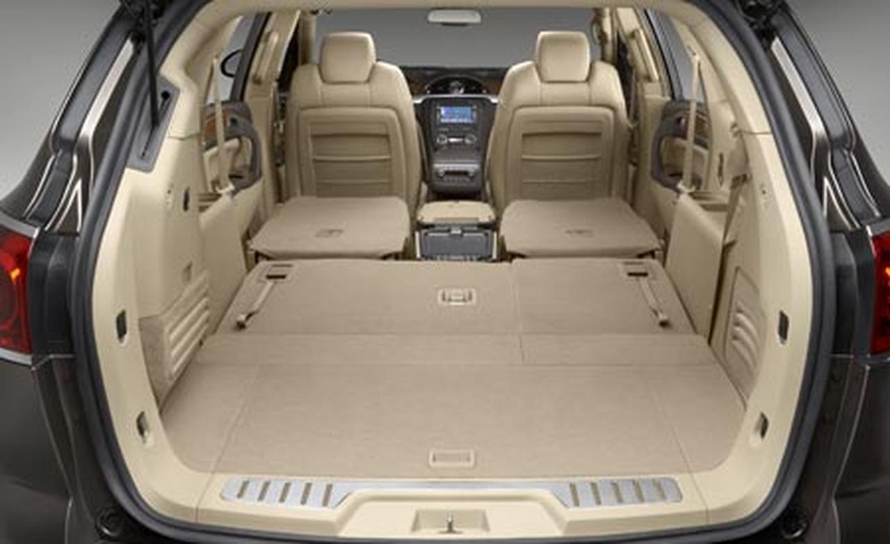 2008 Buick Enclave Image 10
