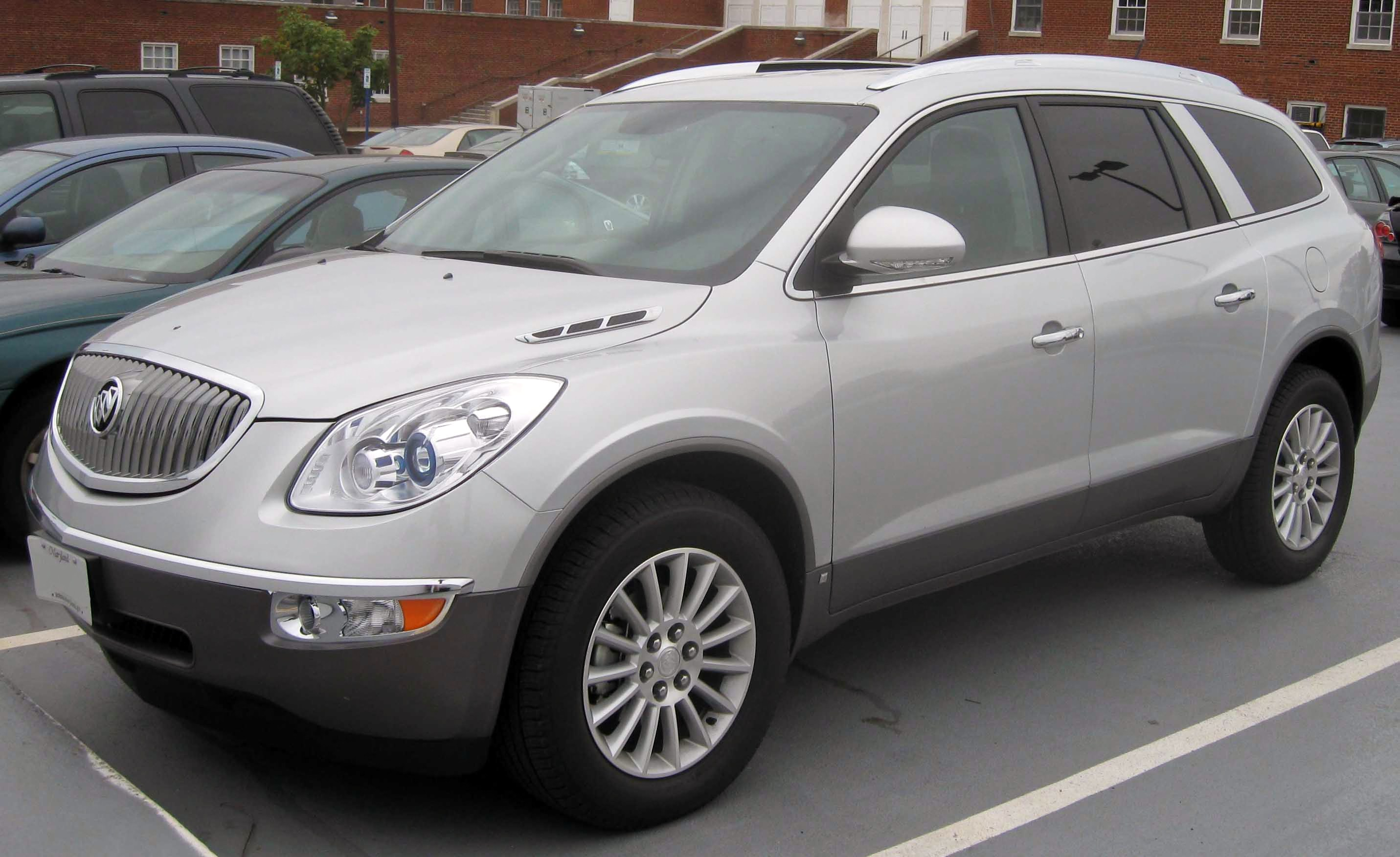 Ground Clearance Buick Enclave Autos Post