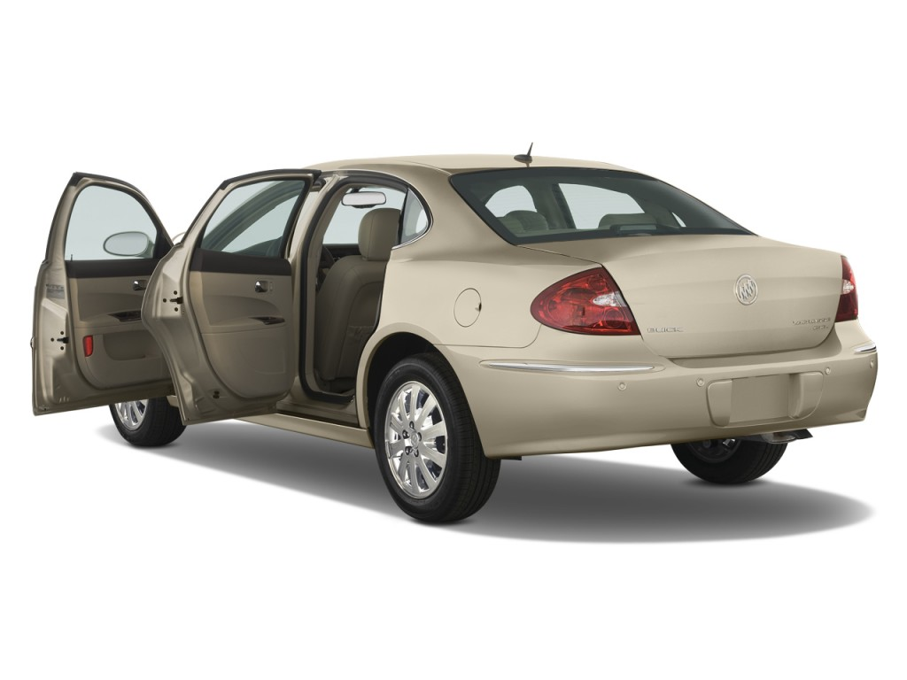 2008 buick lacrosse image 10