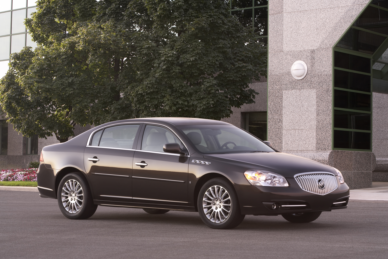 front trend sedan angular premium rating motor reviews cars buick lucerne cxl and