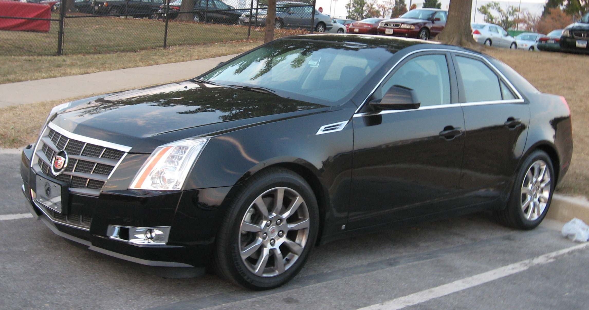 2008 Cadillac CTS - Information and photos - ZombieDrive