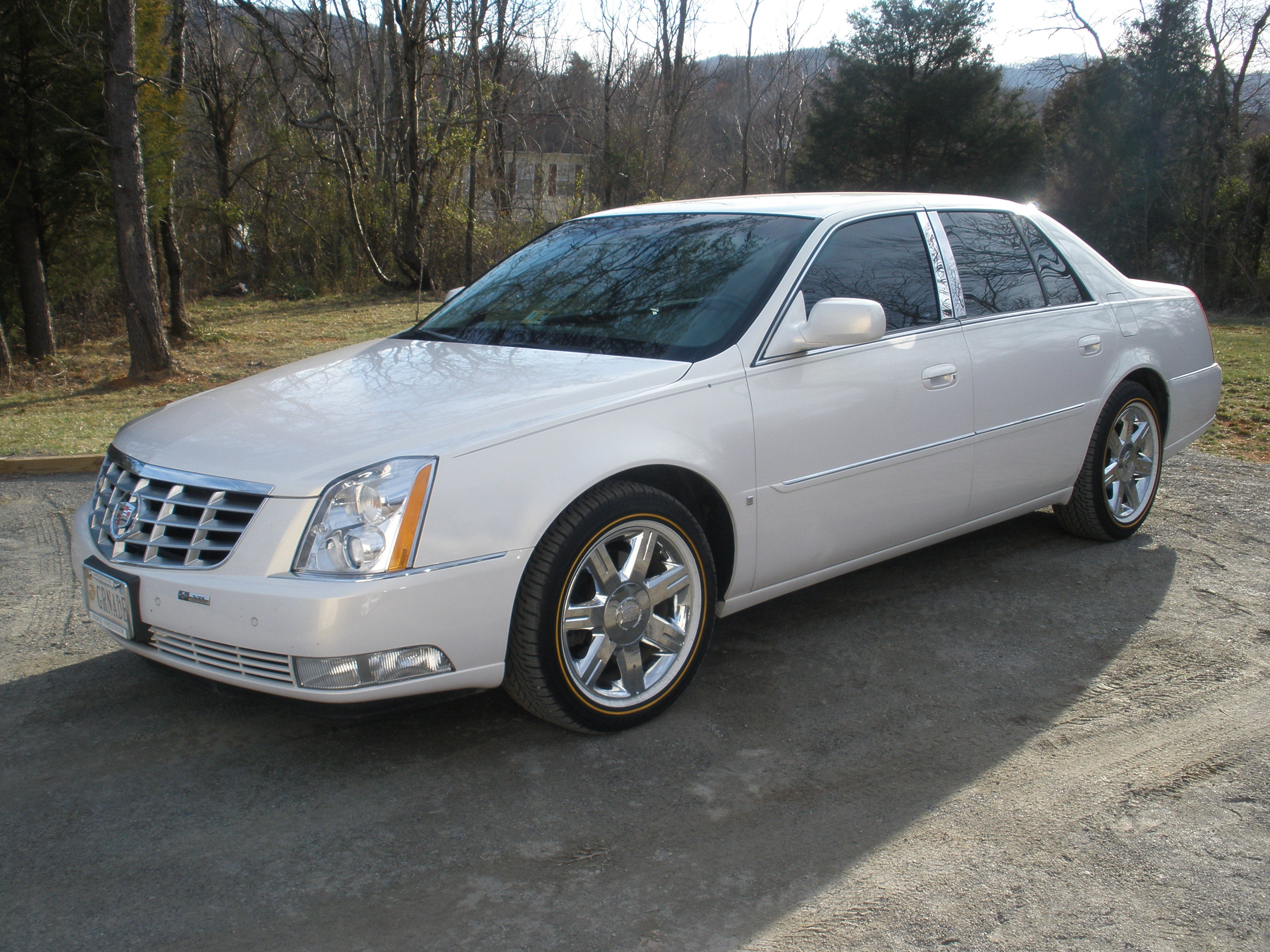 What Are Dts >> 2008 CADILLAC DTS - Image #12